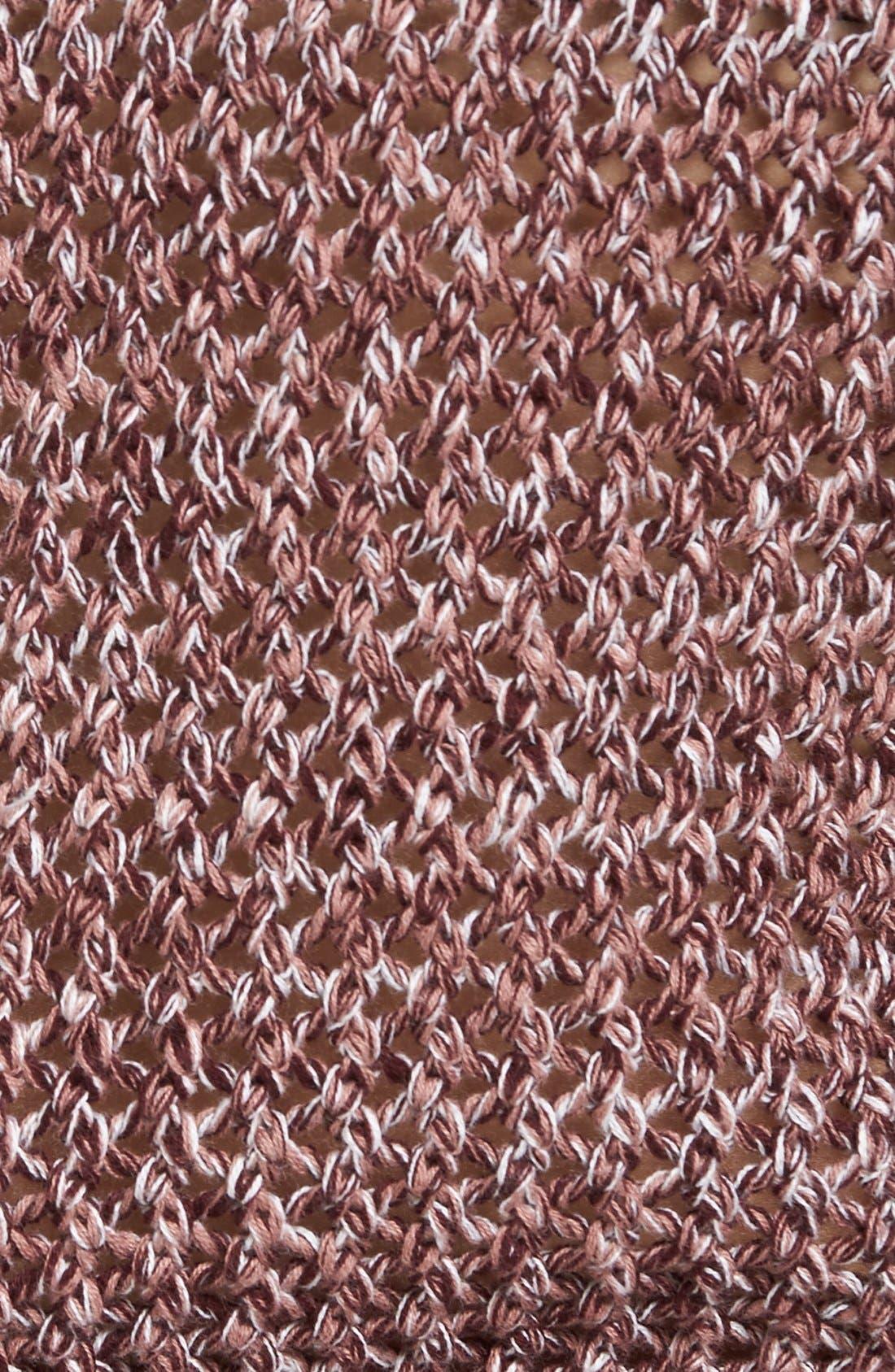 Alternate Image 5  - Joe's 'Reed' Crochet Cotton Sweater