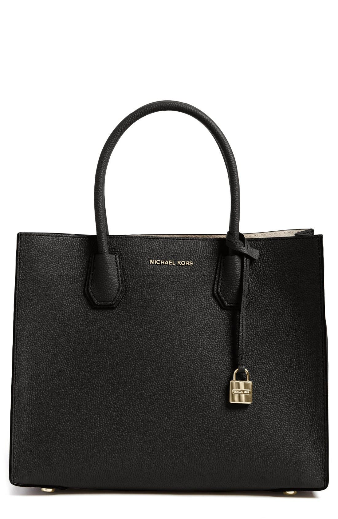 Alternate Image 1 Selected - MICHAEL Michael Kors 'Large Mercer' Tote