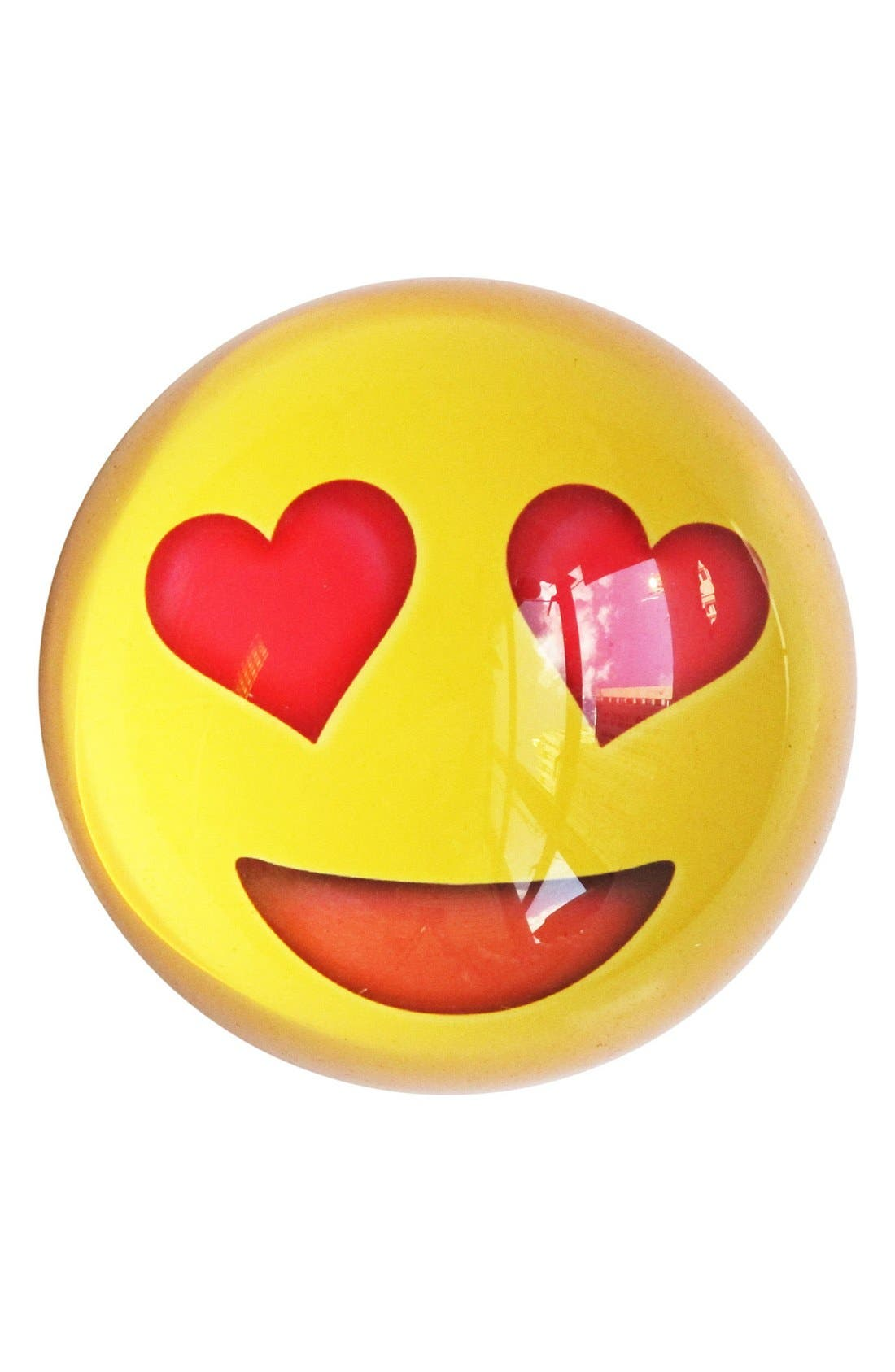 American Atelier Emoji Paperweight