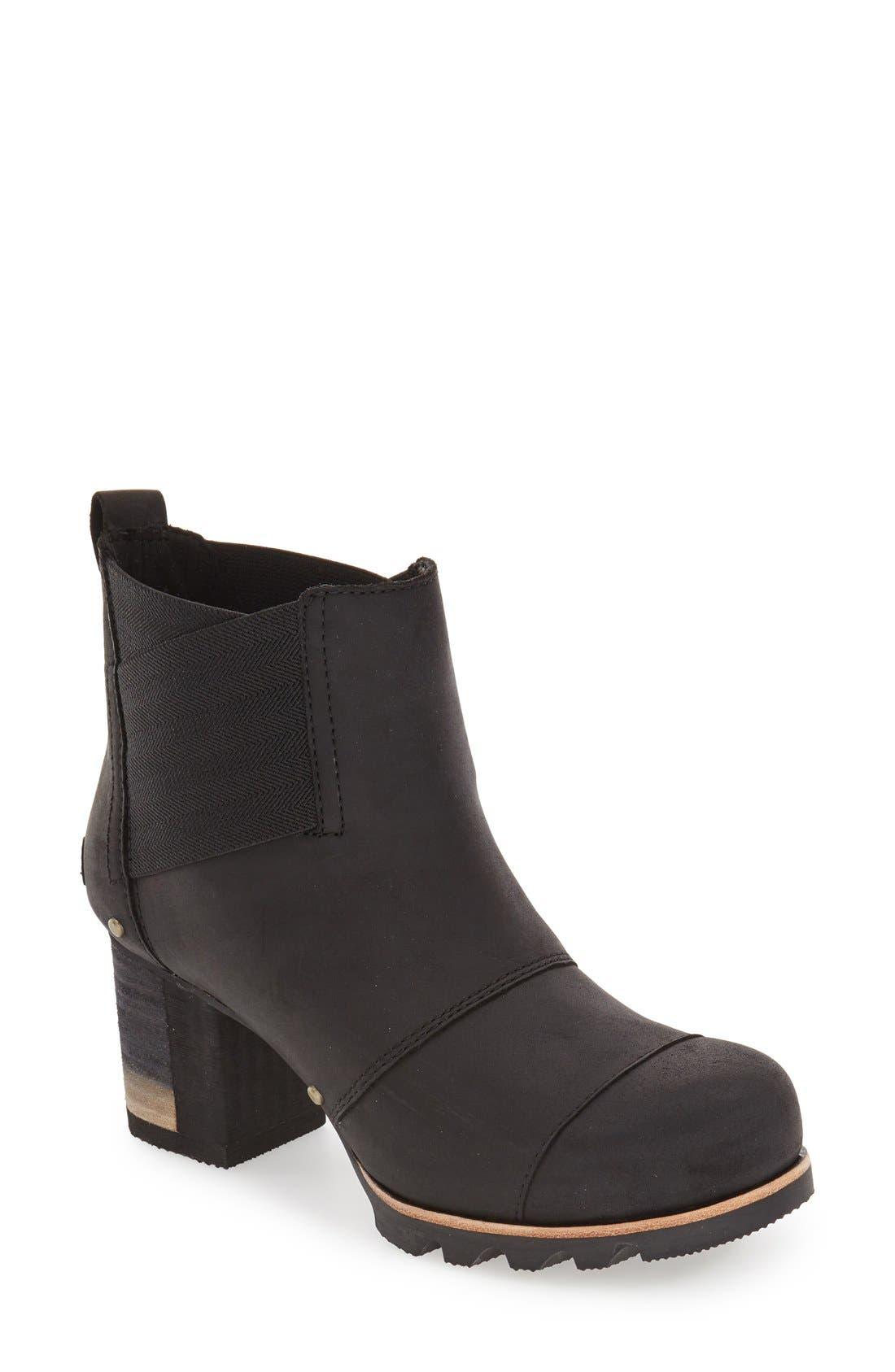 Main Image - SOREL 'Addington' Waterproof Chelsea Boot (Women)