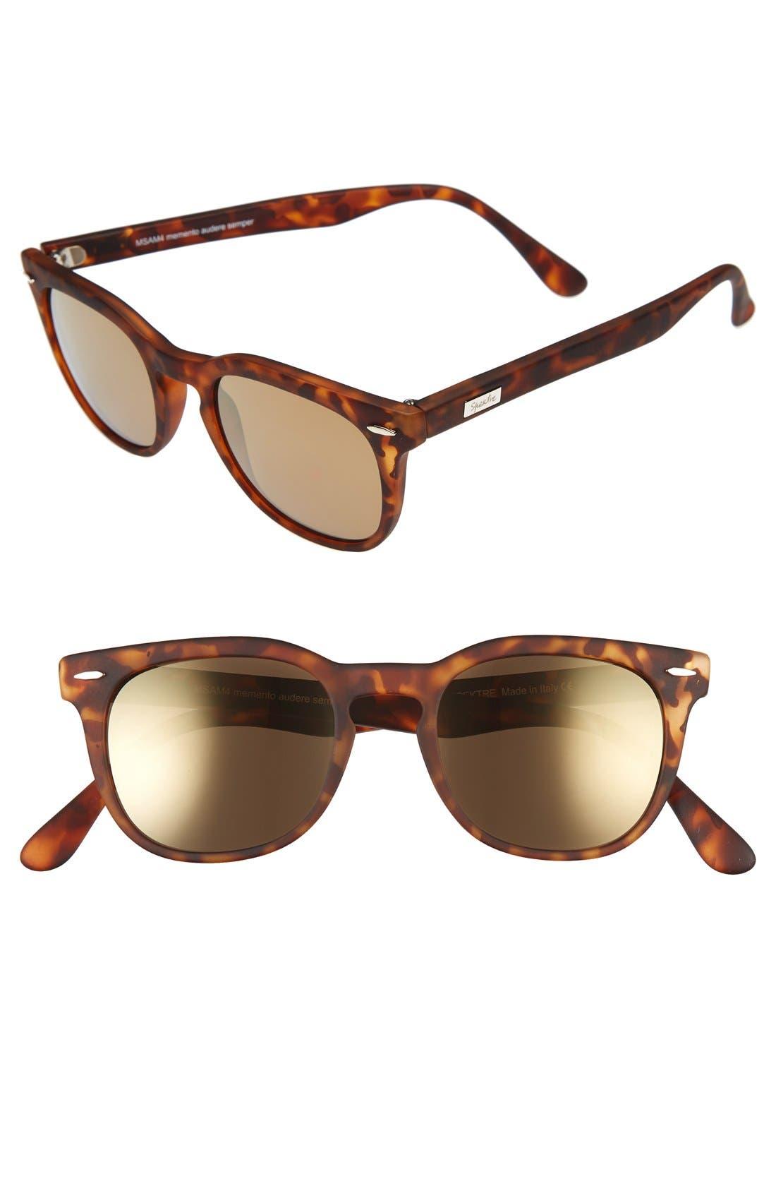 Alternate Image 1 Selected - Spektre 'Memento Audere Semper' 48mm Sunglasses