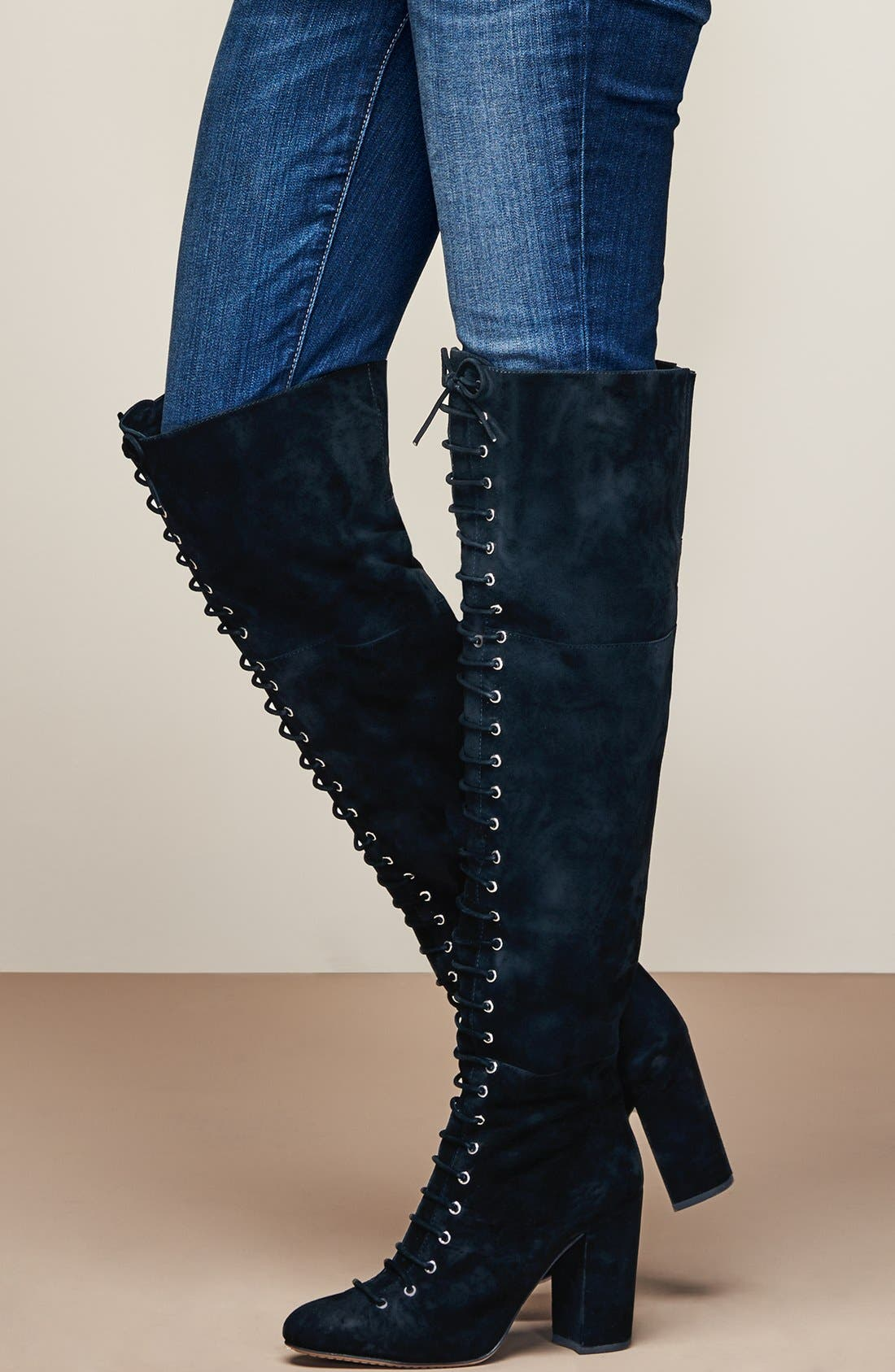 Alternate Image 6  - Vince Camuto 'Felana' Over the Knee Boot (Women)