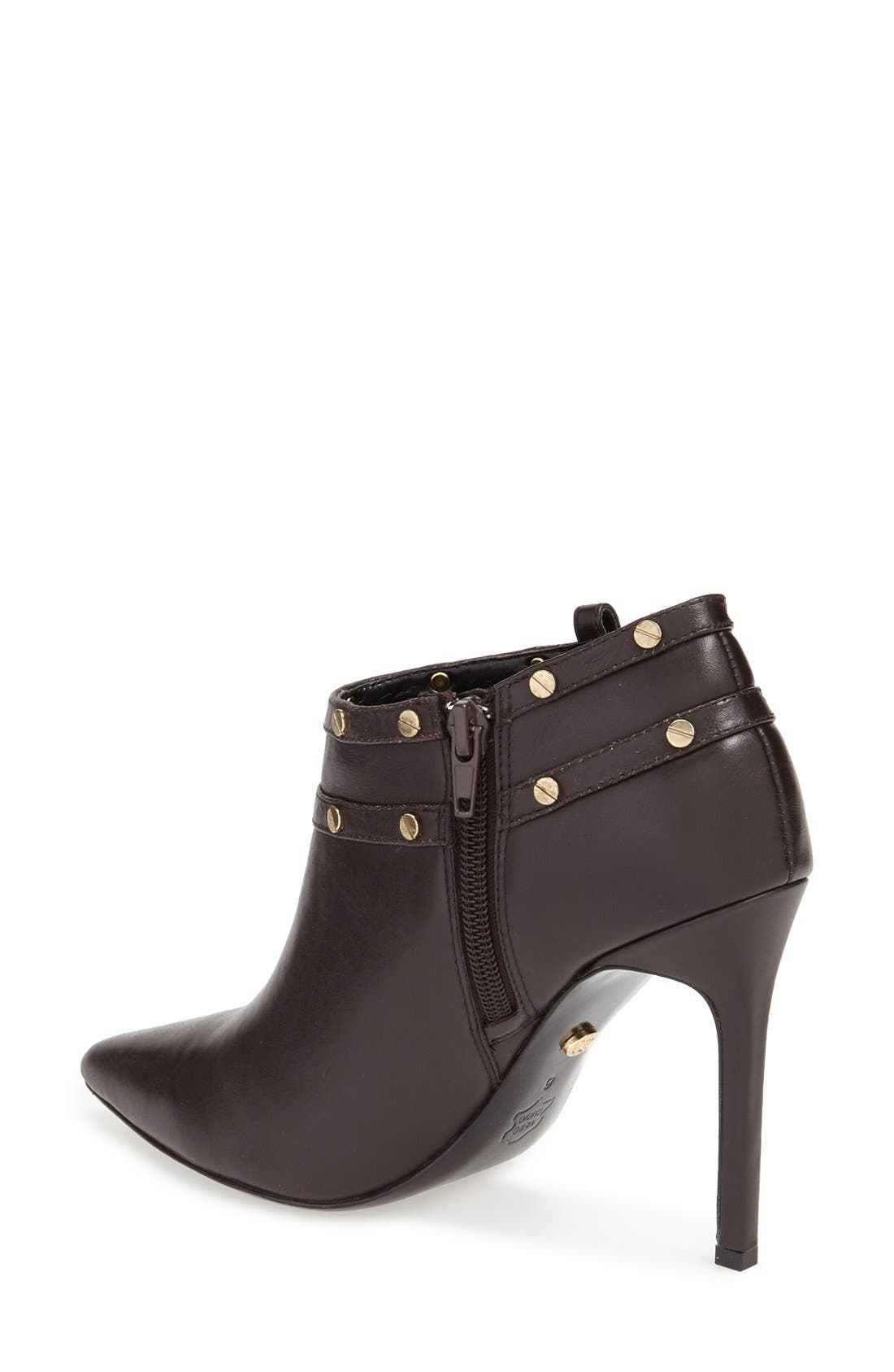 Alternate Image 2  - Charles David 'Cathy' Pointy Toe Bootie (Women)