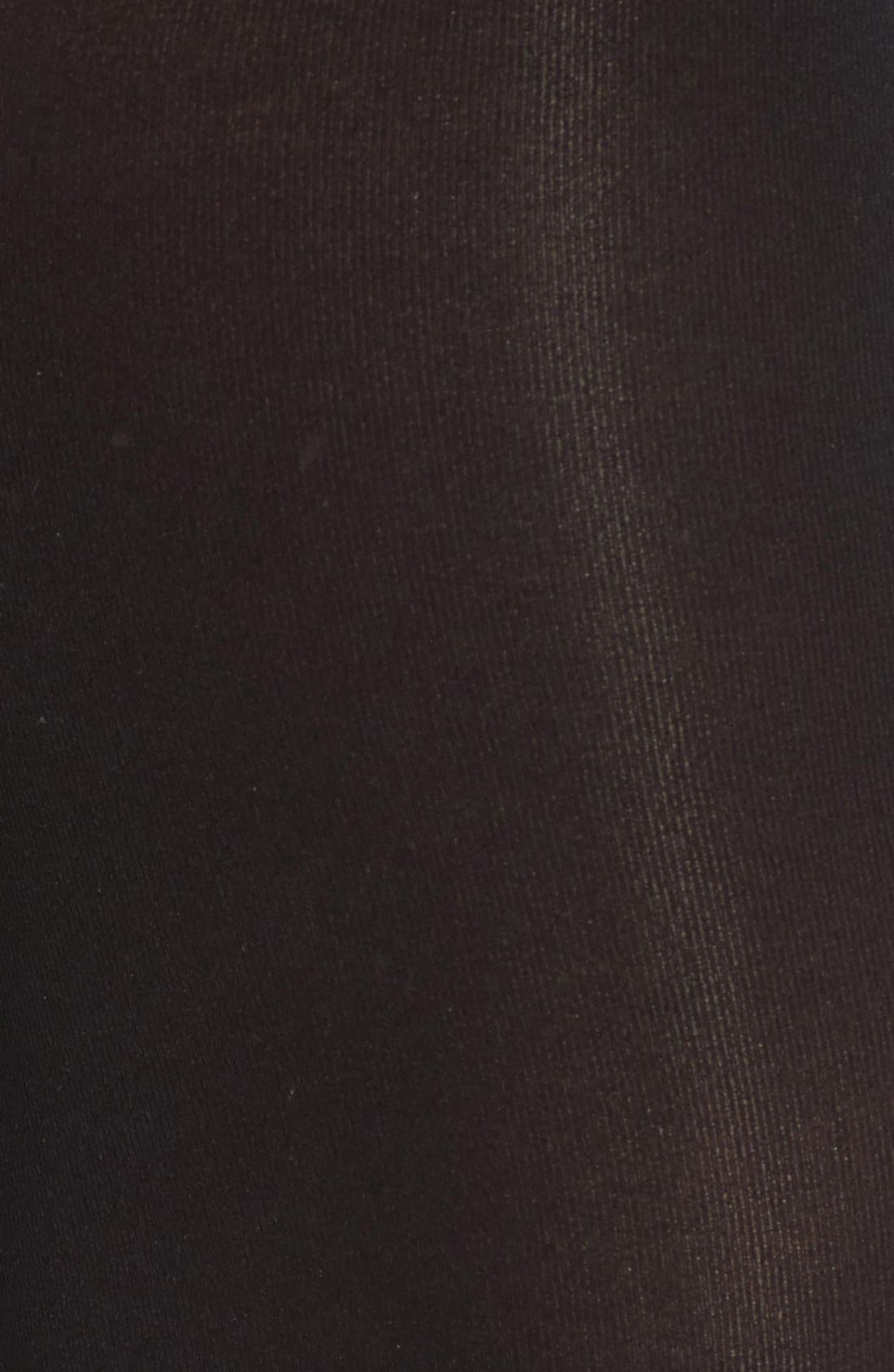 Alternate Image 4  - Hue 'Parris' Opaque Tights
