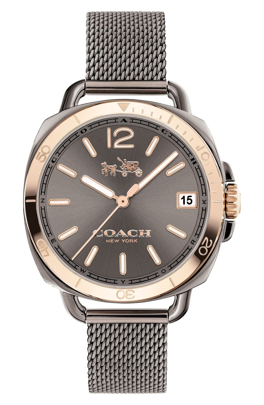 COACH 'Tatum' Bracelet Watch, 35mm