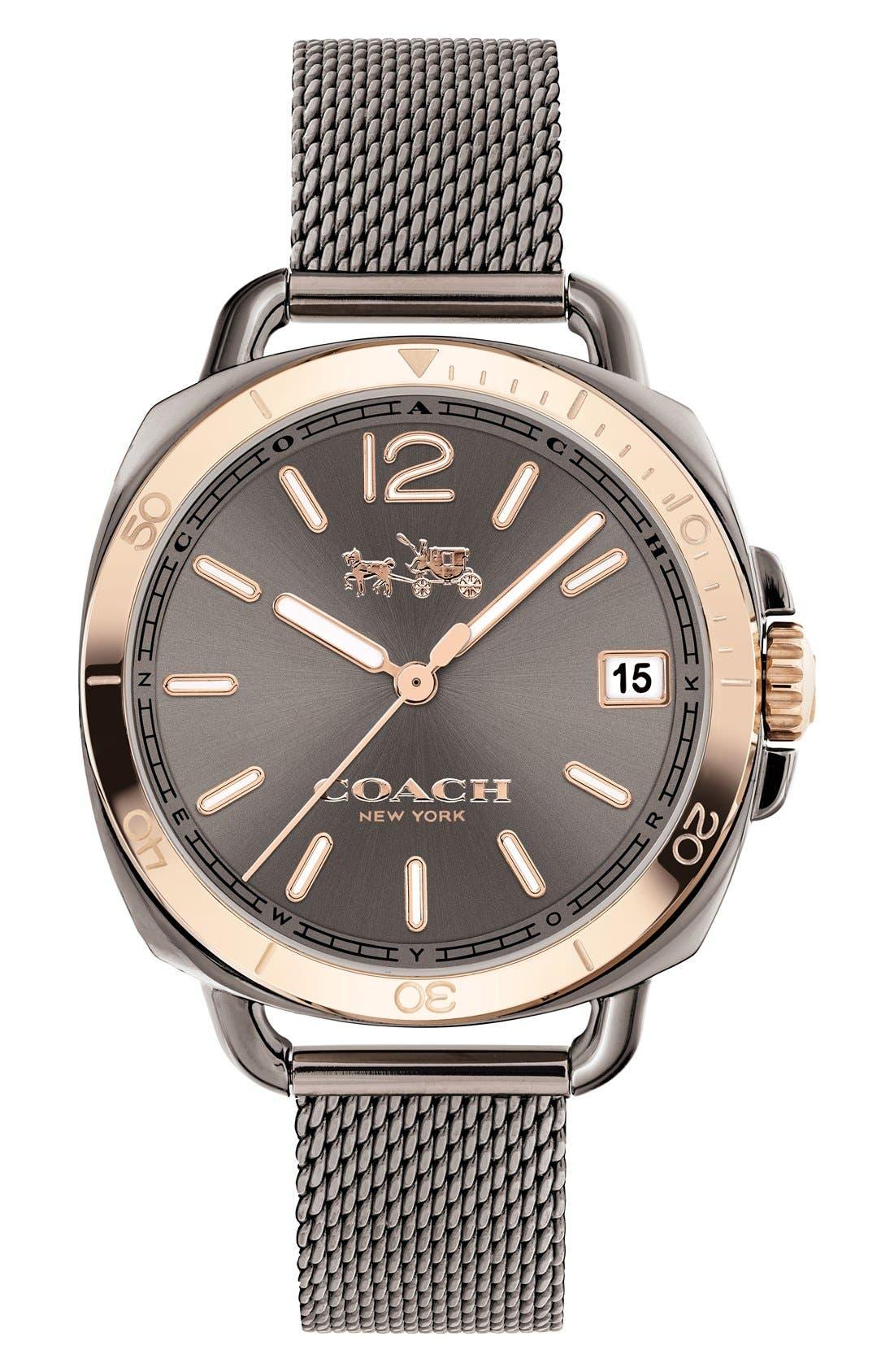 COACH 'Tatum' Bracelet Watch, 35mm
