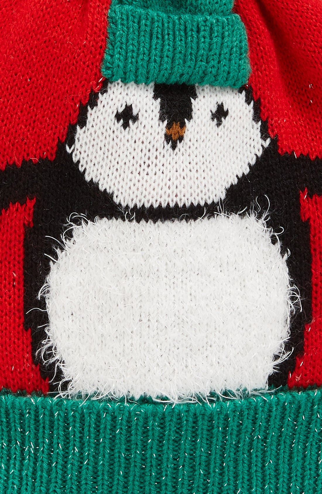Alternate Image 2  - Collection XIIX Chilly Penguin Pom Beanie
