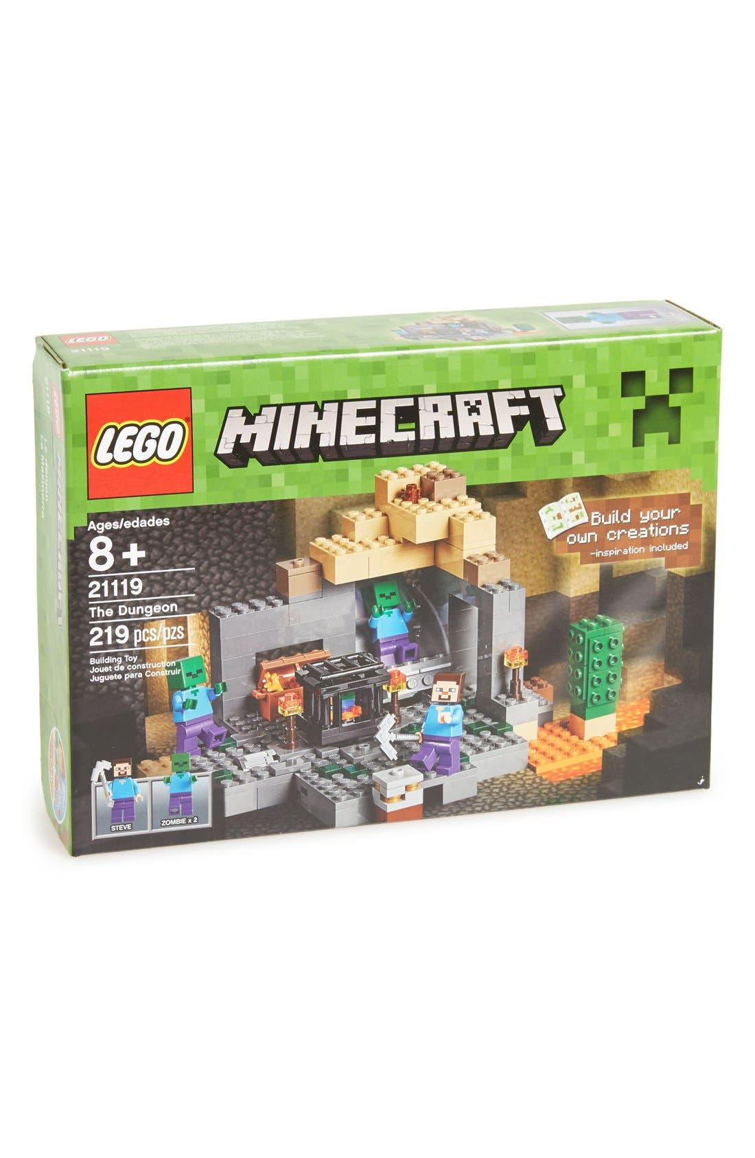 LEGO® Minecraft™ The Dungeon - 21119