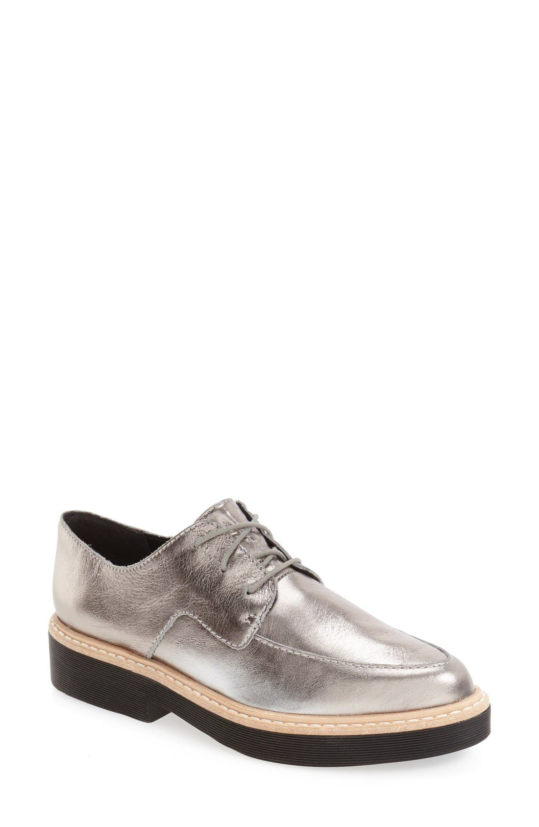 Alternate Image 1 Selected - M4D3 'France' Lace-Up Oxford (Women)