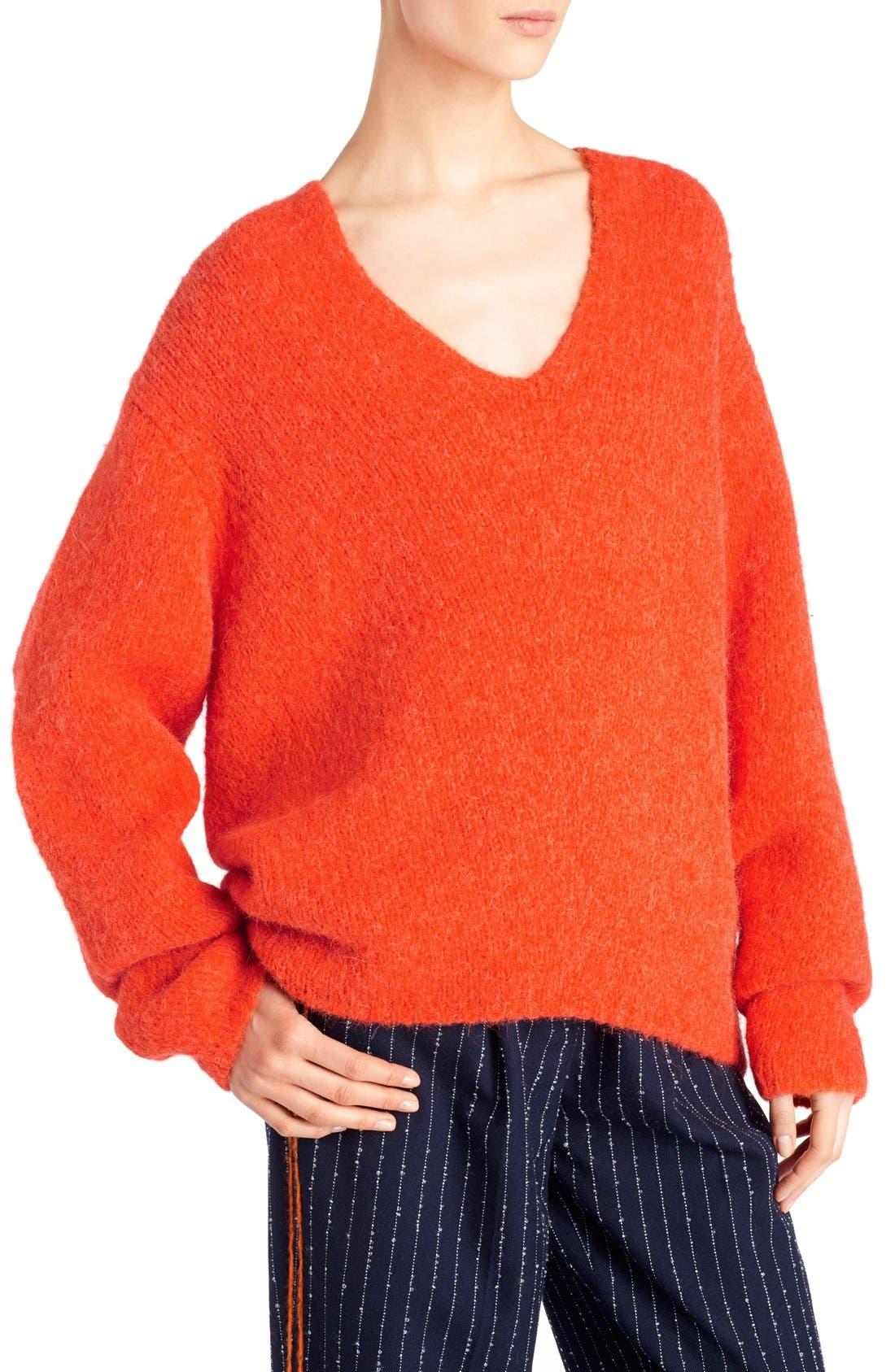 Alternate Image 3  - ACNE Studios 'Deborah' Oversized Alpaca Blend Sweater