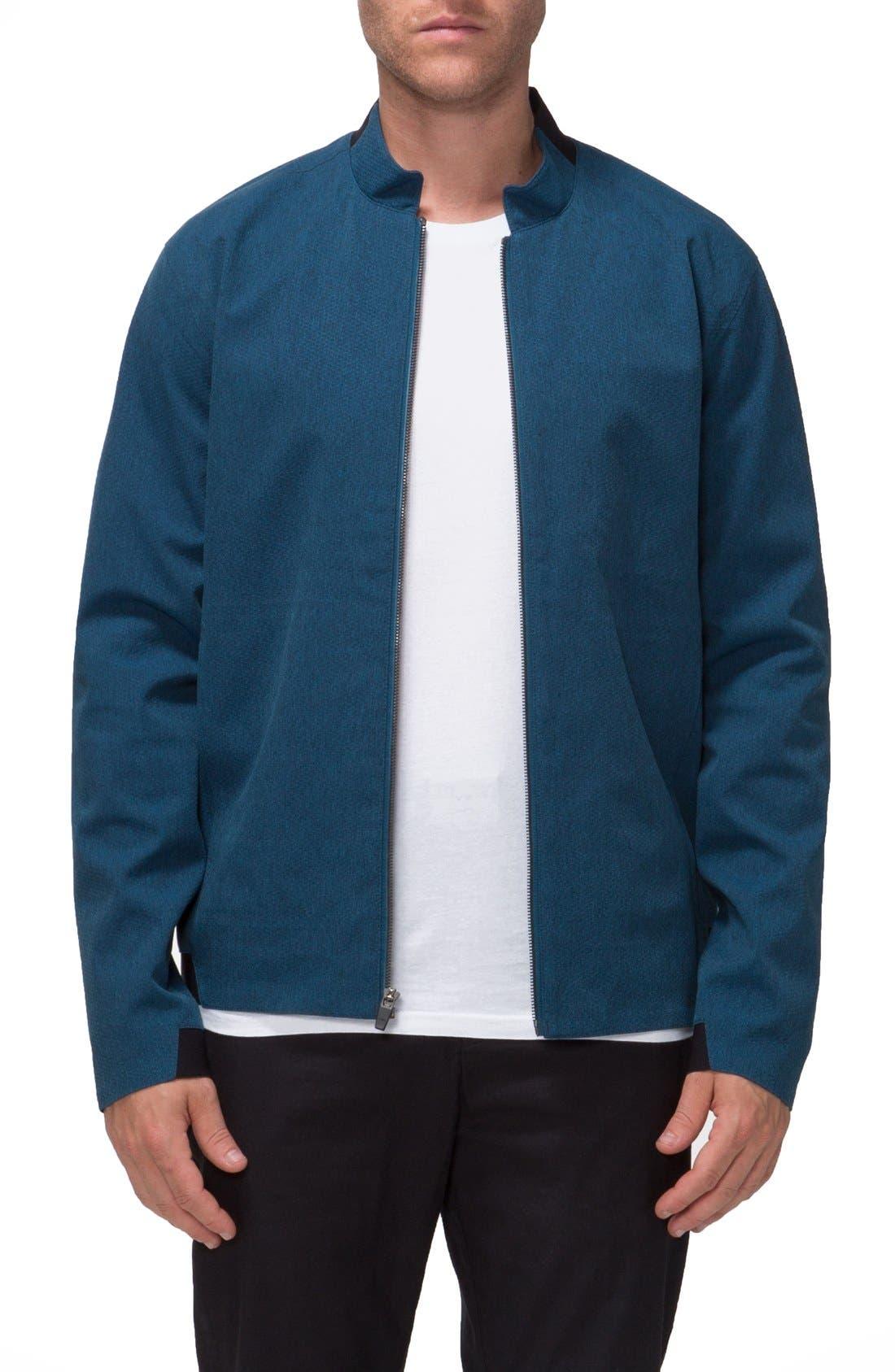 TAVIK Terrace Water Repellent Zip Jacket