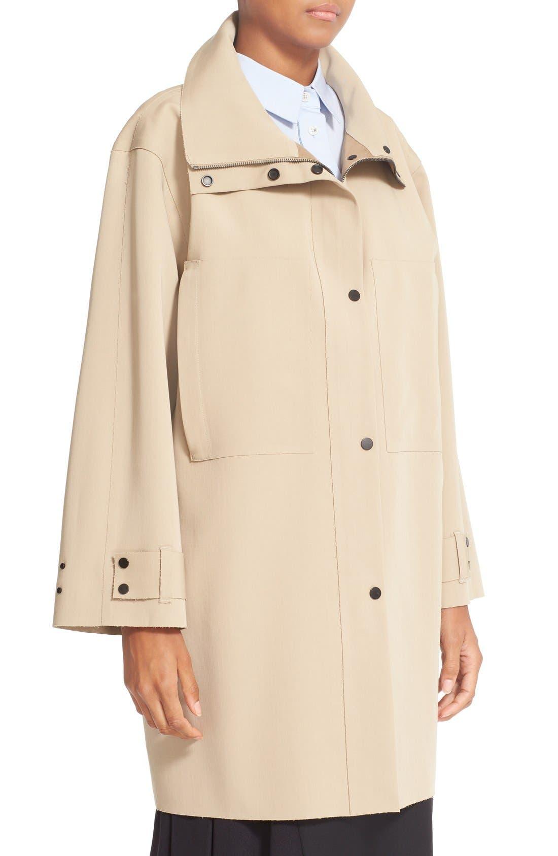 Alternate Image 5  - Colovos Bonded Wool Coat