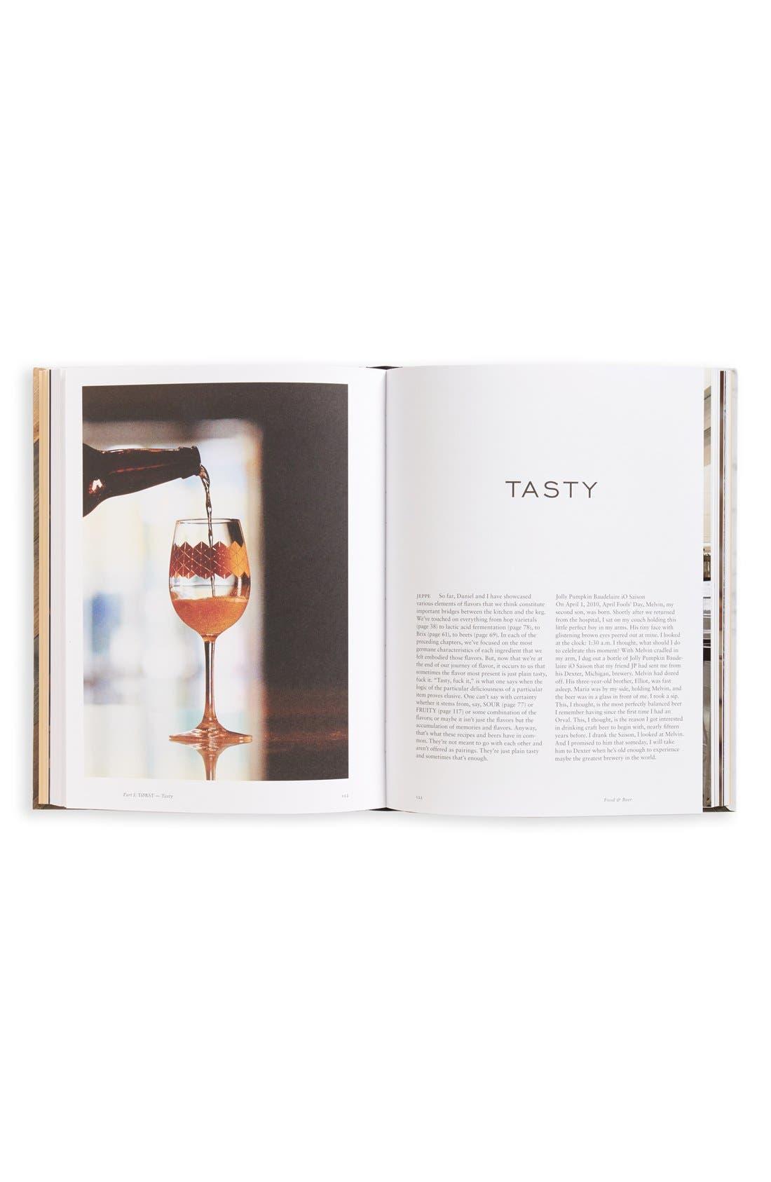 Alternate Image 2  - 'Food & Beer' Book