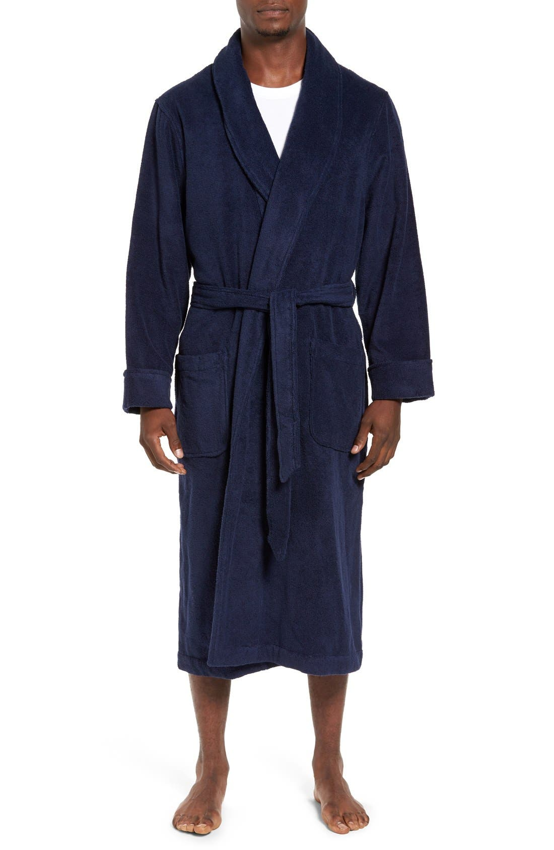 Nordstrom Hydro Cotton Terry Robe