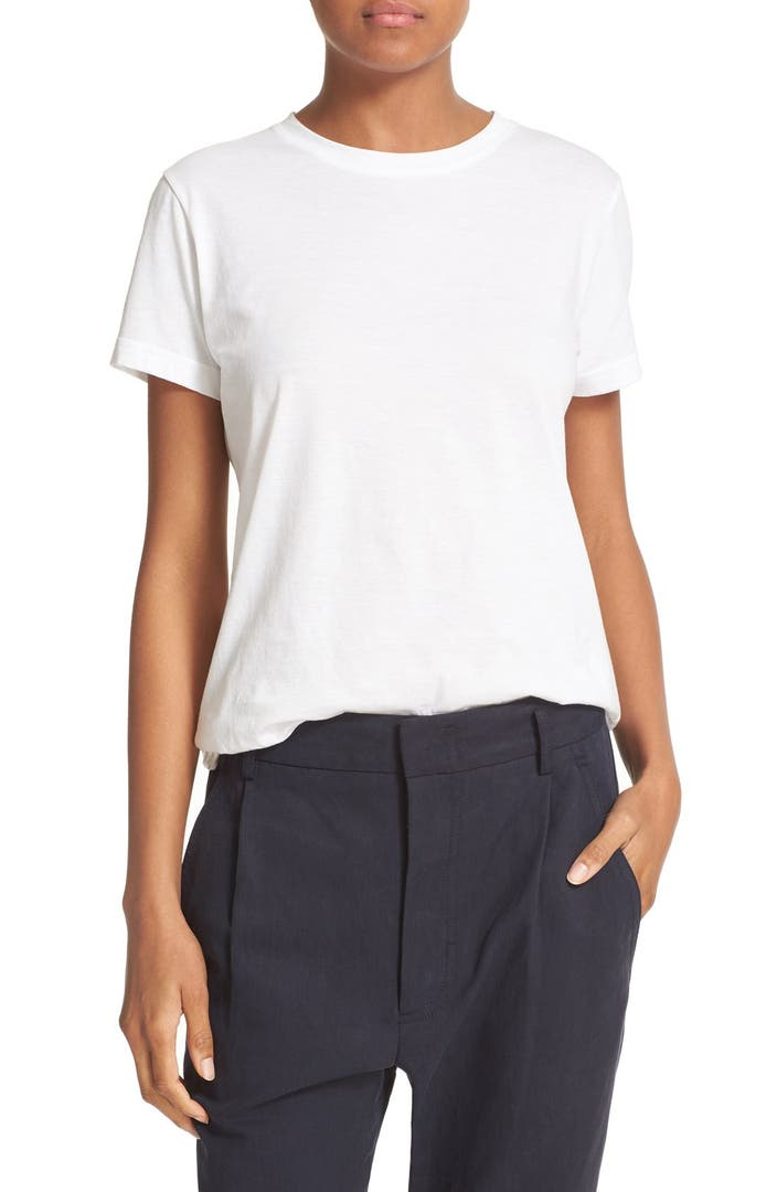 Vince pima cotton tee nordstrom for Pima cotton tee shirts