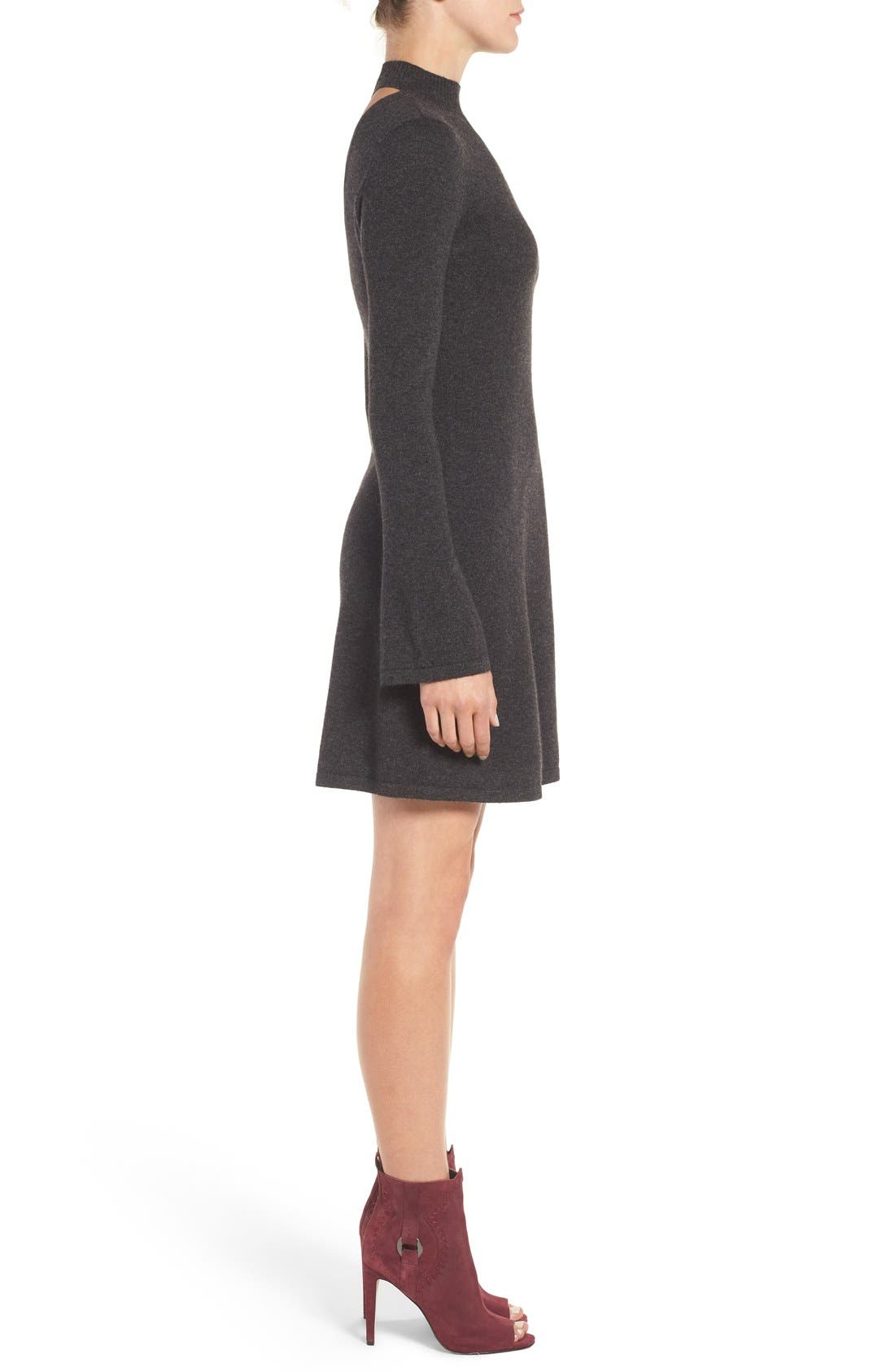 Alternate Image 3  - Rebecca Minkoff Tabitha Cashmere Shift Dress