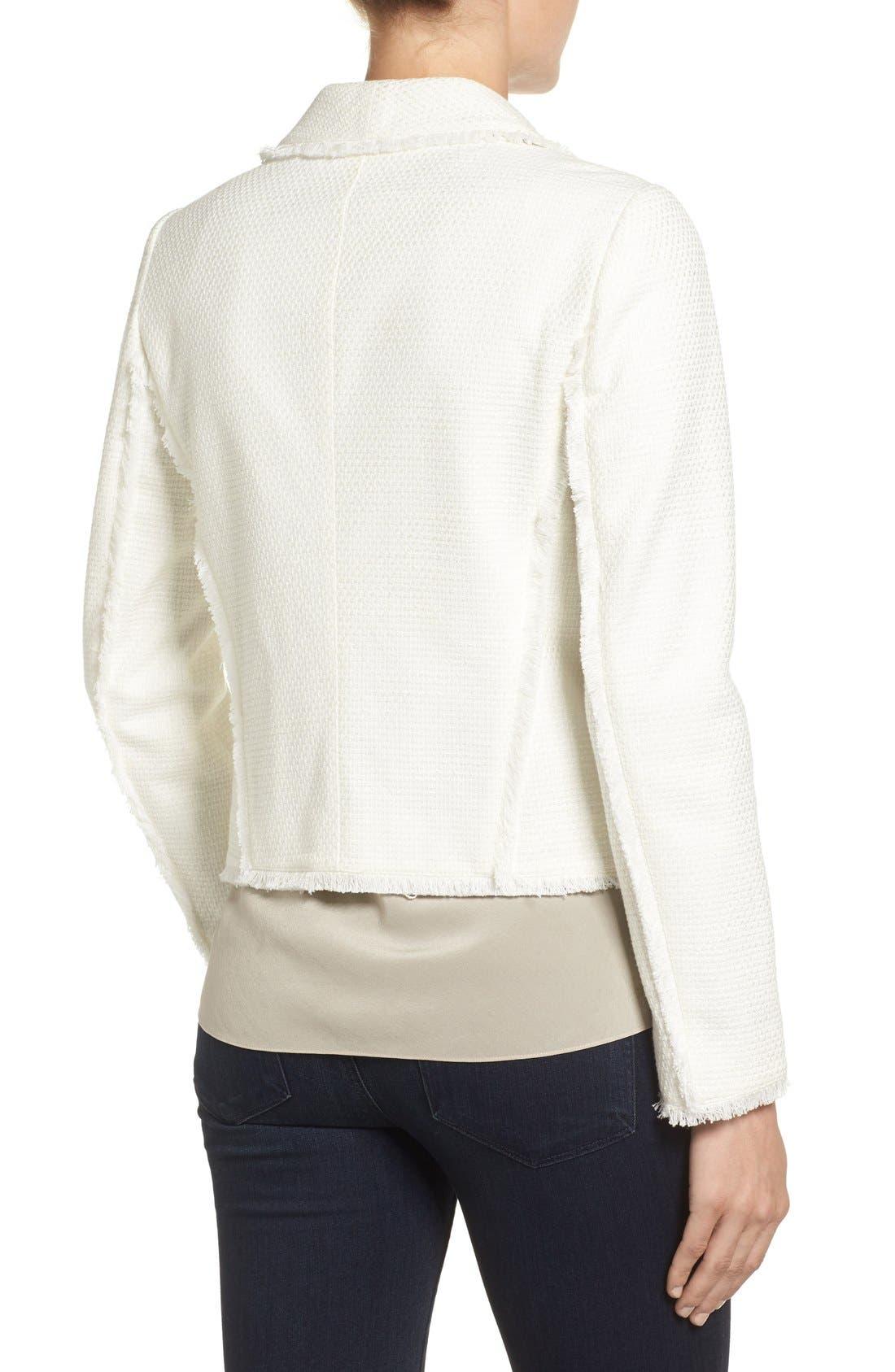 Alternate Image 2  - MICHAEL Michael Kors Tweed Jacket