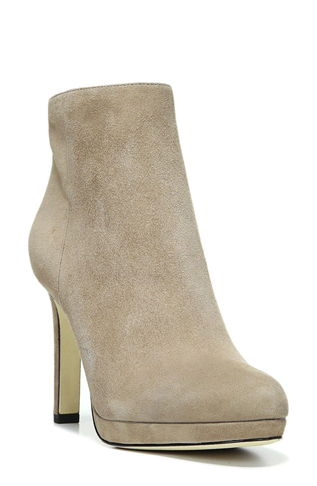 Main Image - Via Spiga Bettie Platform Bootie (Women)