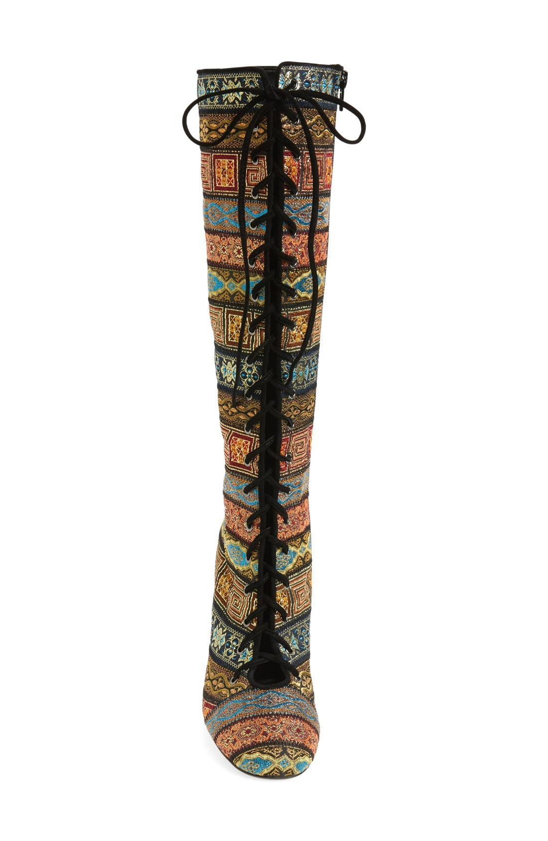 Alternate Image 3  - Jeffrey Campbell Jestyne Knee High Boot (Women)