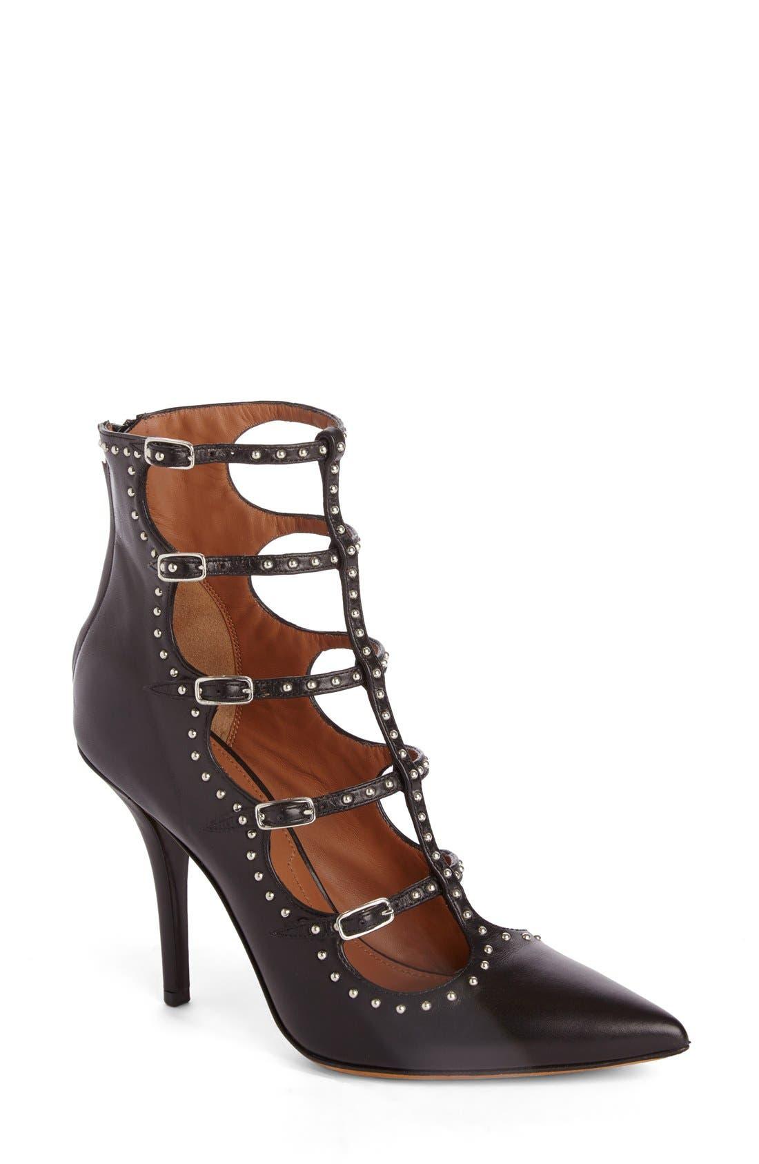 Alternate Image 1 Selected - Givenchy Elegant Cage Pump (Women)