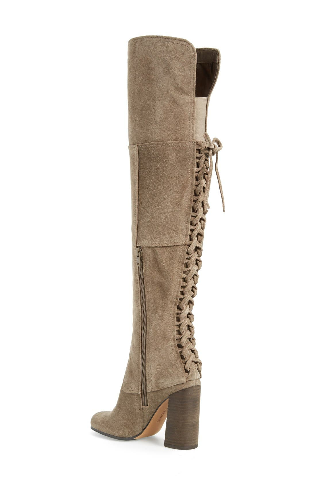 Alternate Image 2  - Vince Camuto Tolla Over the Knee Boot (Women)