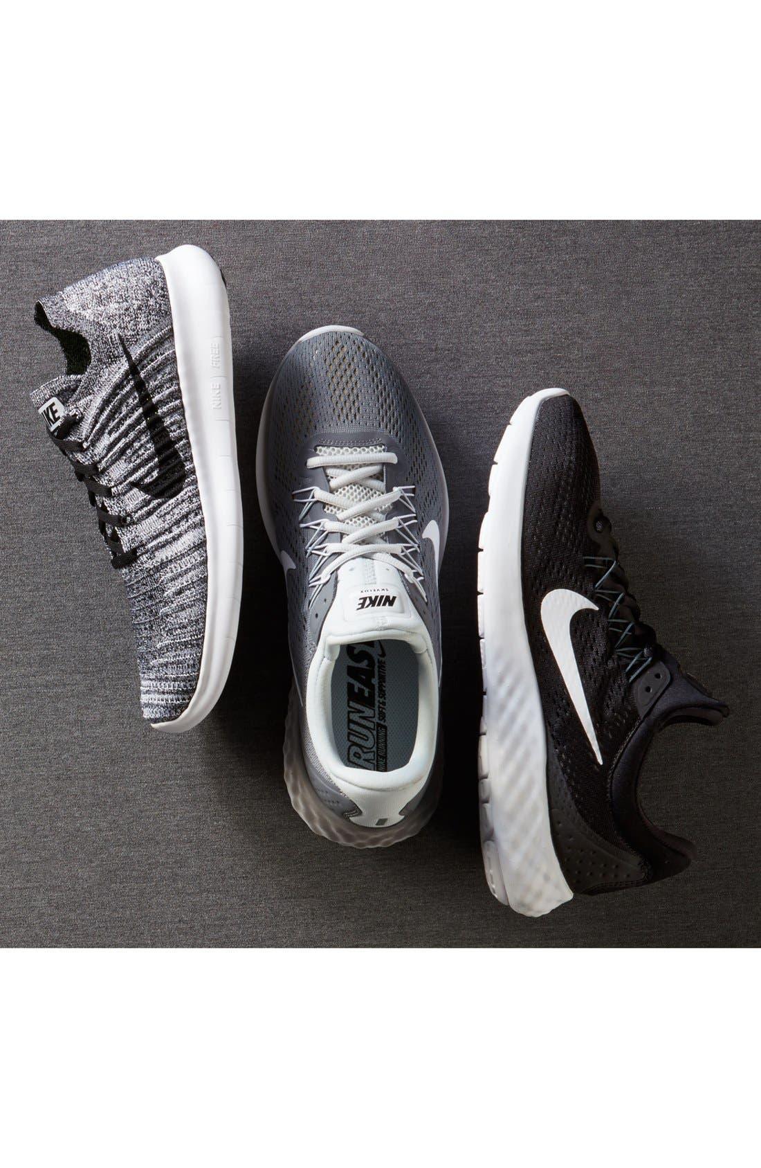 Alternate Image 7  - Nike 'Free Run Flyknit' Running Shoe (Men)