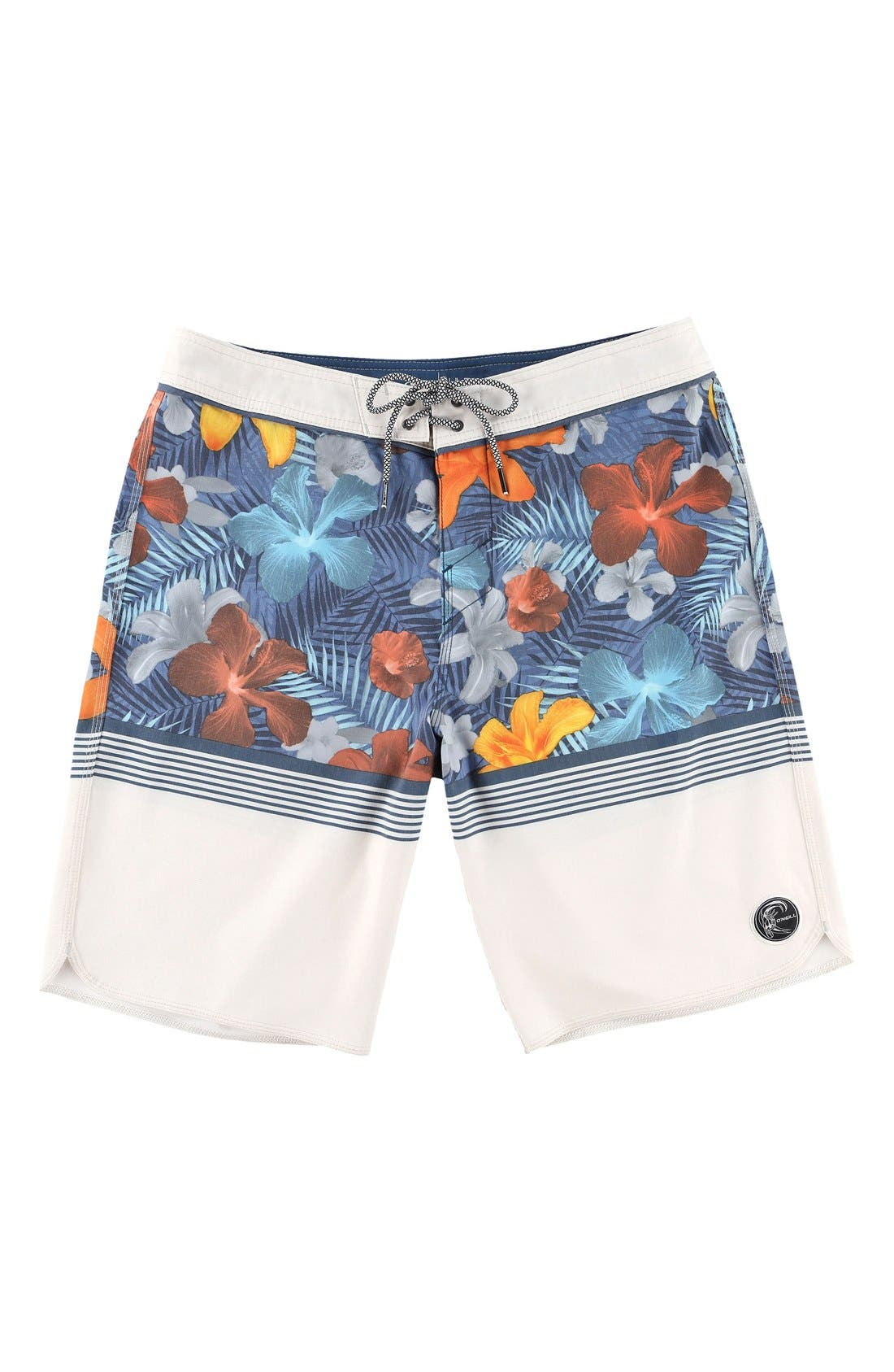 O'NEILL Hyperfreak Blissful Thinking Stretch Board Shorts
