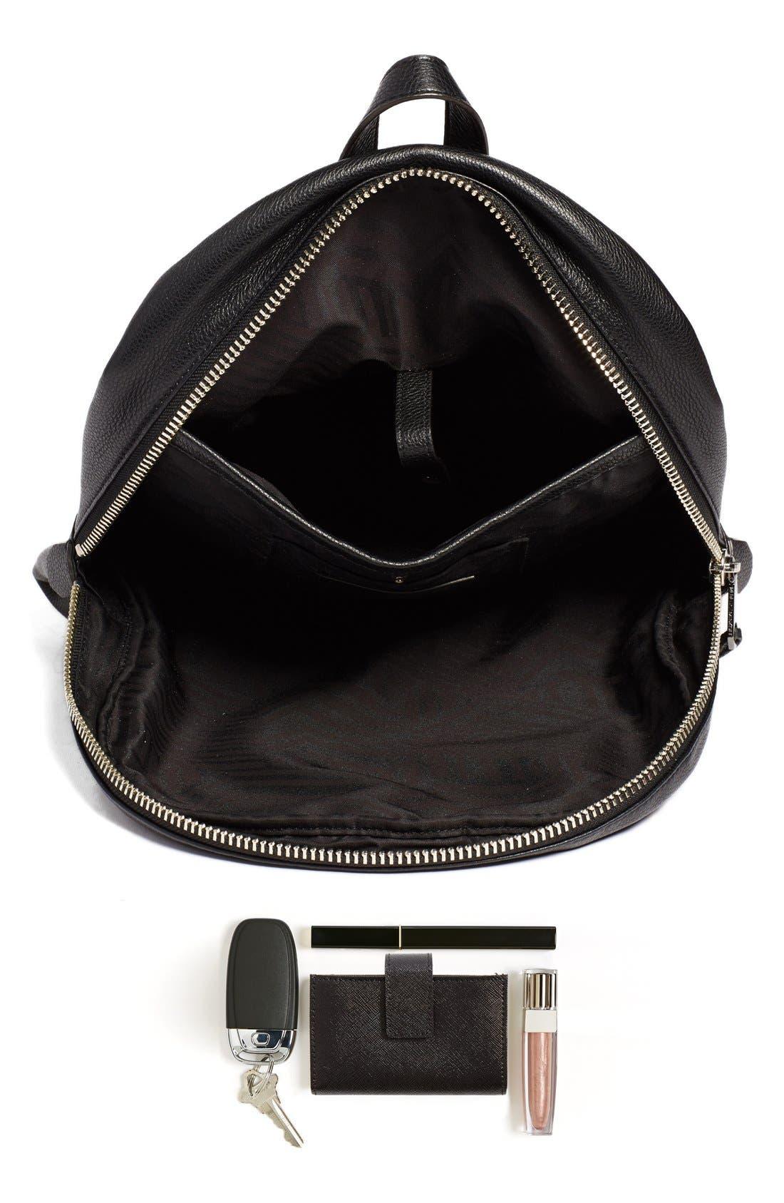 Alternate Image 7  - Rebecca Minkoff 'Always On Regan' Leather Backpack