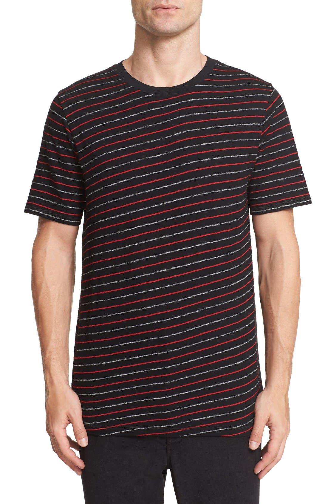 RAG & BONE Colin Stripe T-Shirt