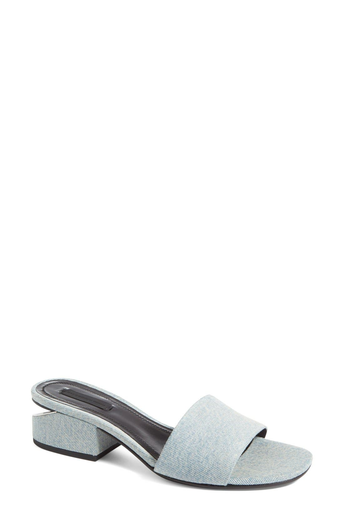 ALEXANDER WANG Hollie Slide Sandal