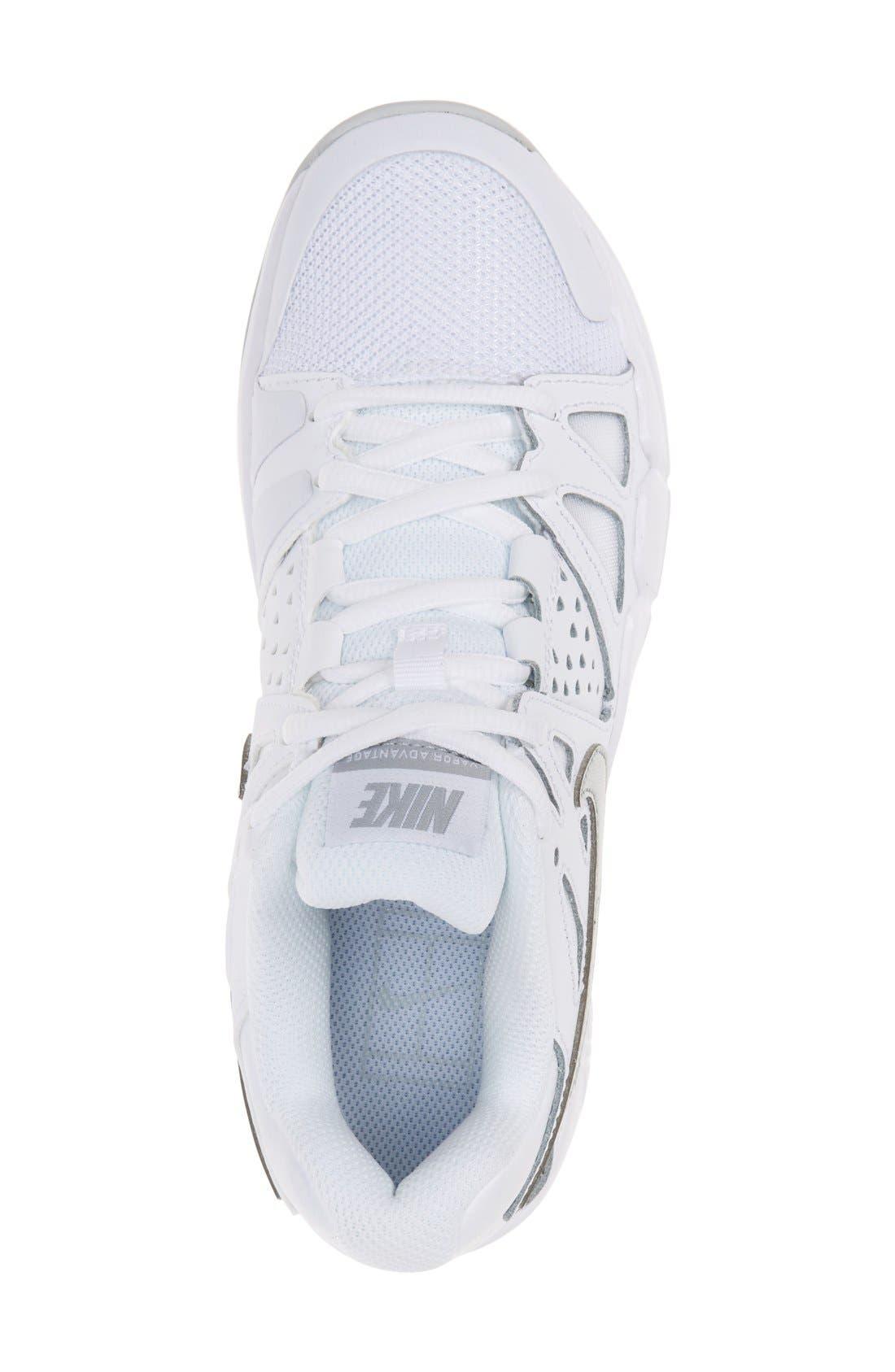 Alternate Image 3  - Nike 'Air Vapor Advantage' Tennis Shoe (Women)