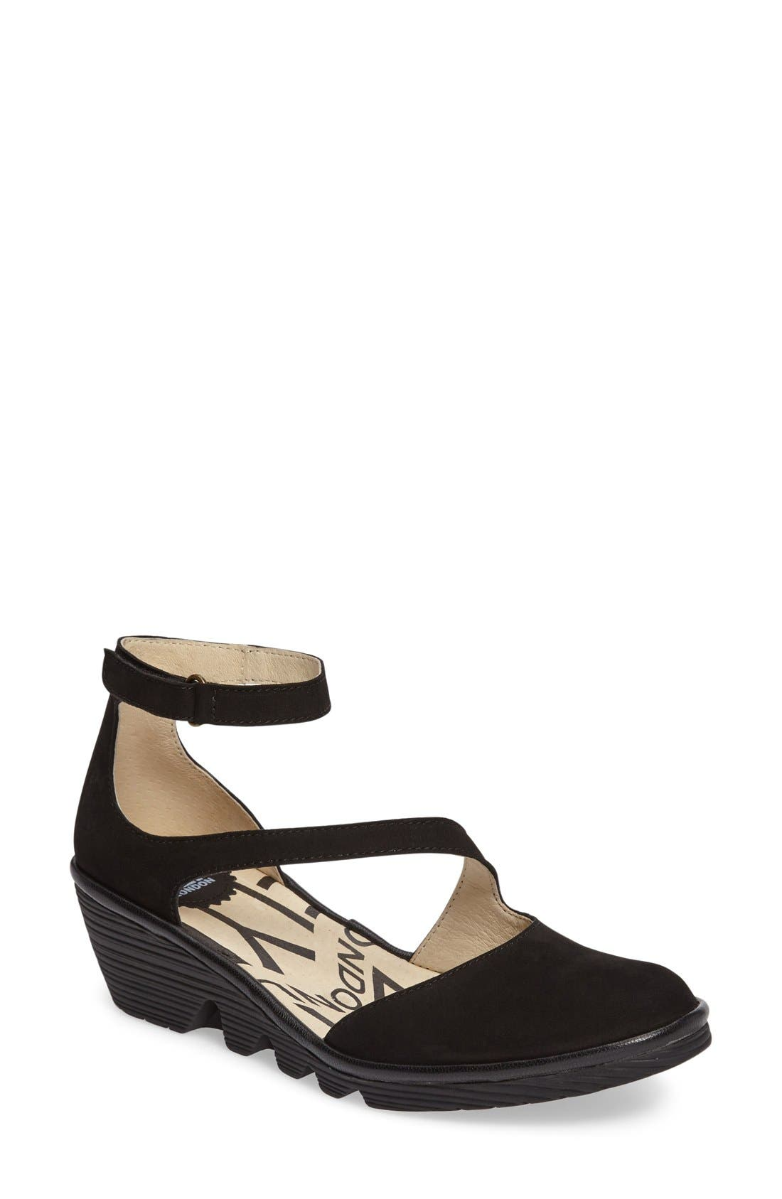 Fly London Plan Pump (Women)