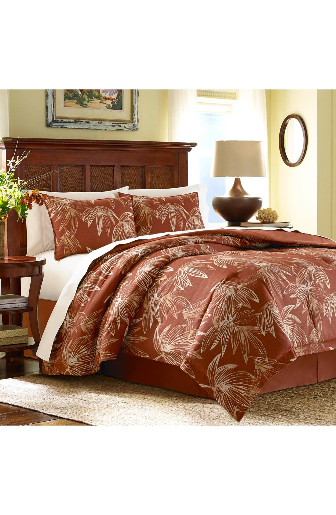 Alternate Image 1 Selected - Tommy Bahama Cayo Coco Duvet Cover & Sham Set