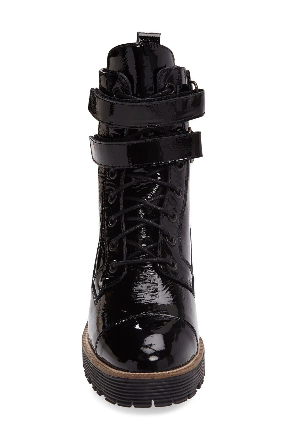 Alternate Image 3  - Shellys London Tyra Combat Boot (Women)