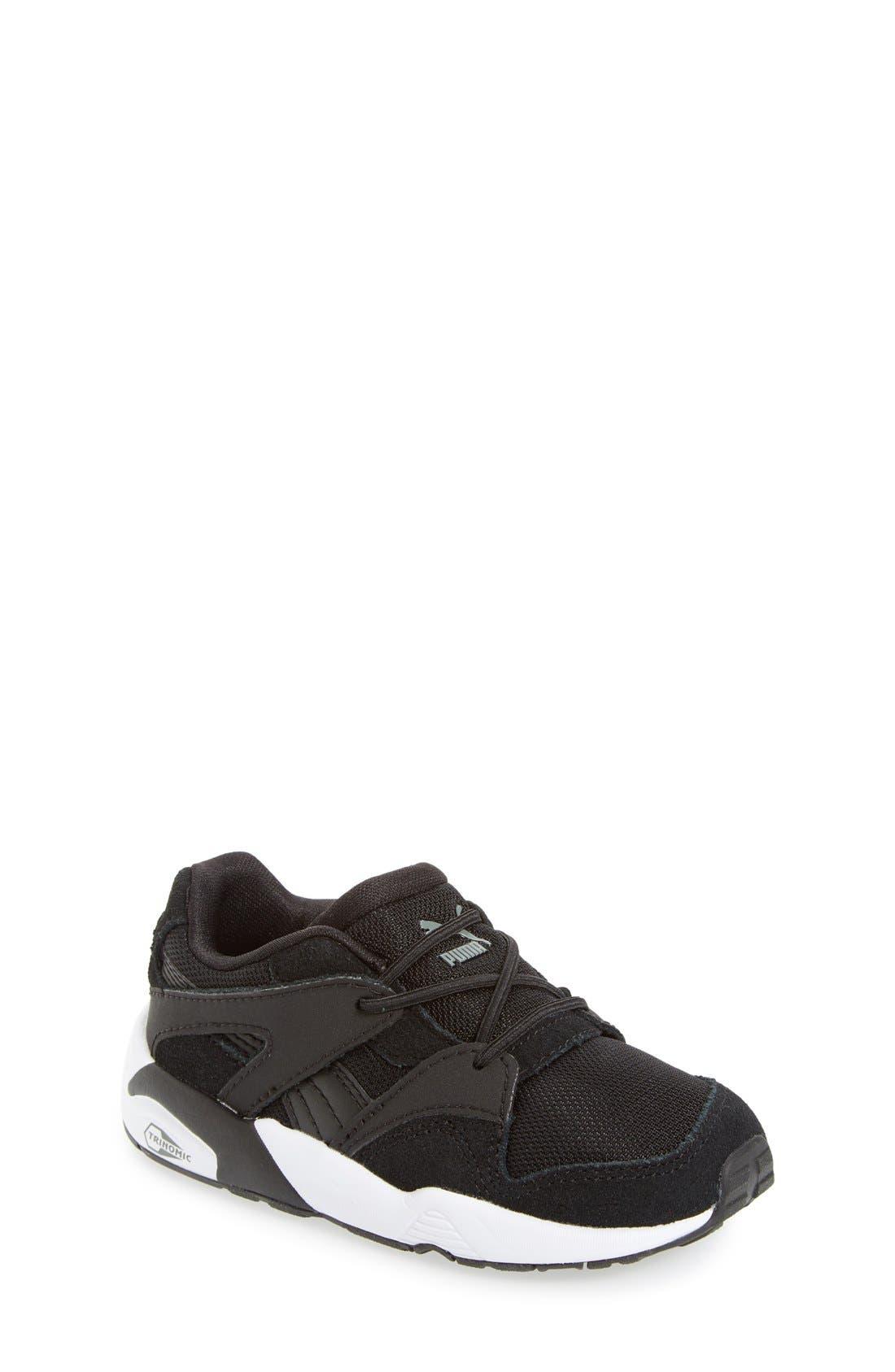 PUMA Blaze INF Slip-On Sneaker (Baby, Walker & Toddler)