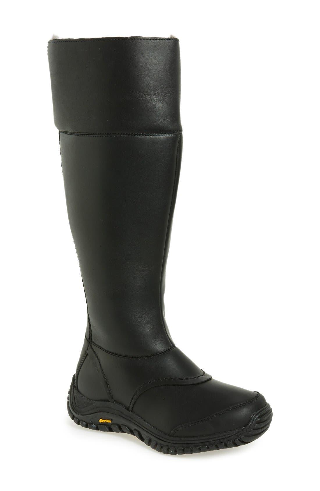 ugg 174 waterproof boot wide calf nordstrom