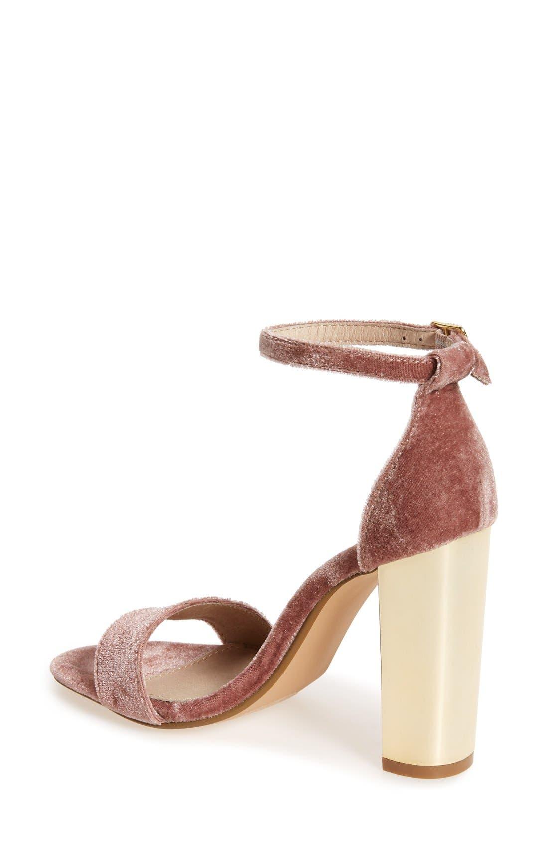 Alternate Image 2  - Steve Madden Carrson Strappy Sandal (Women)