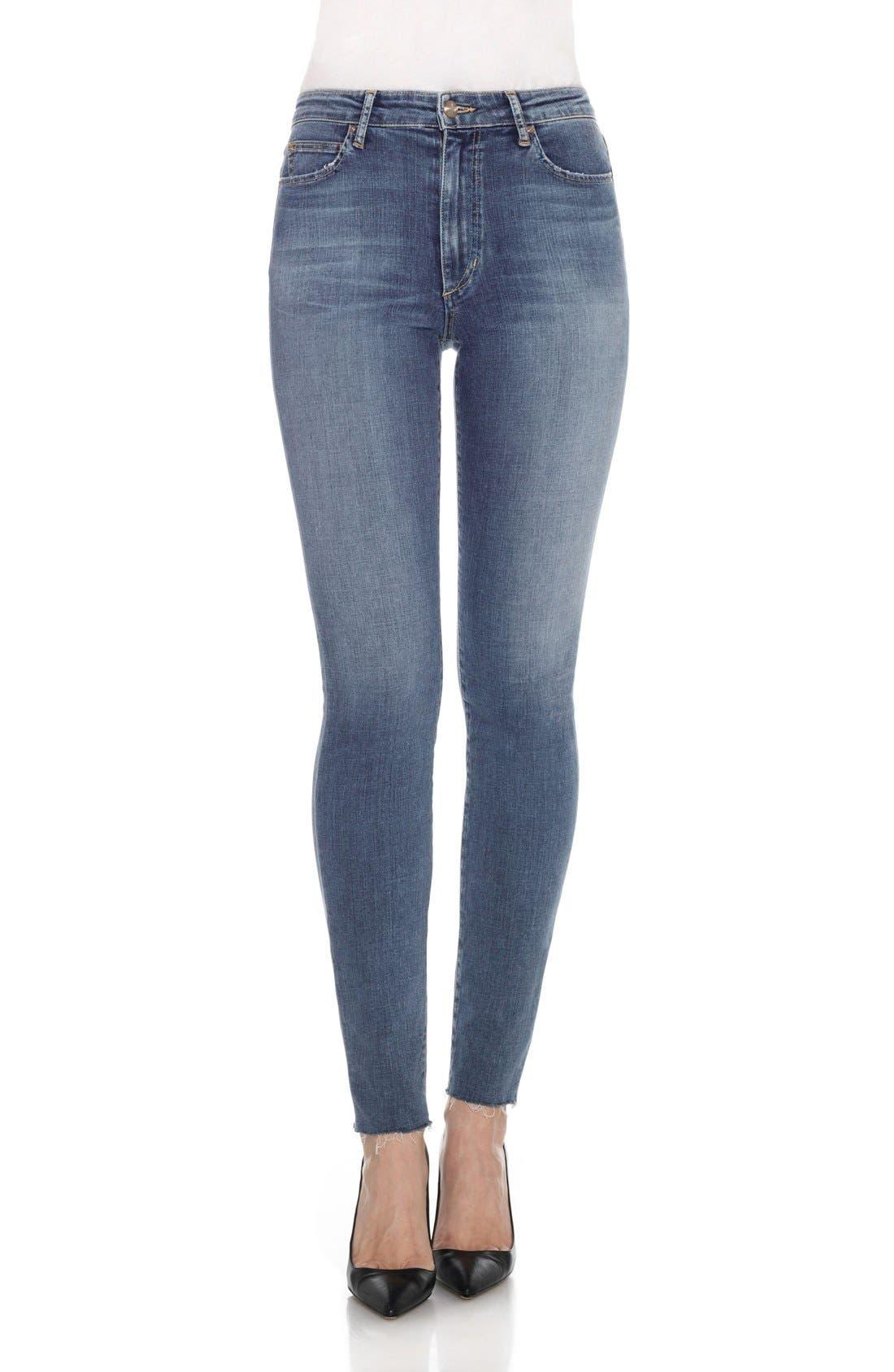 Joes Flawless Charlie High Rise Skinny Jeans (Vani)