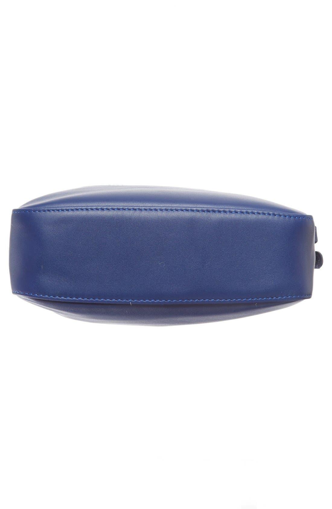 Alternate Image 5  - Longchamp '2.0' Two-Tone Leather Crossbody Bag