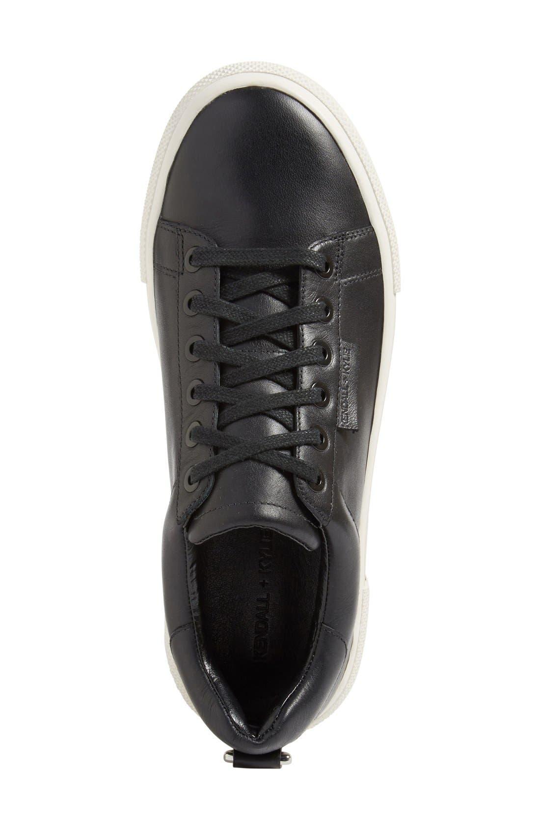 Alternate Image 3  - KENDALL + KYLIE Tyler Platform Sneaker (Women)