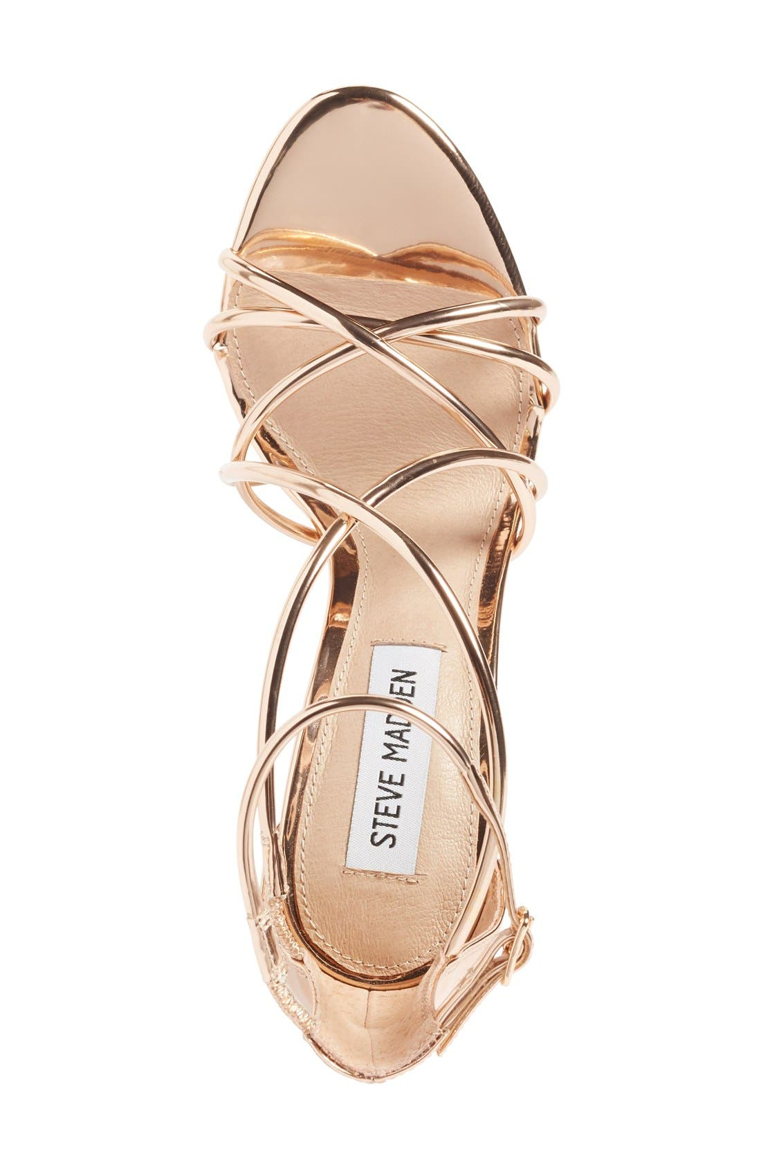 Alternate Image 3  - Steve Madden Satire Strappy Sandal (Women)