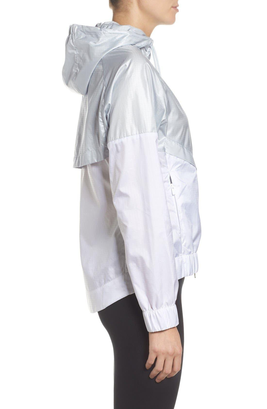 Alternate Image 3  - Nike 'Windrunner' Hooded Windbreaker