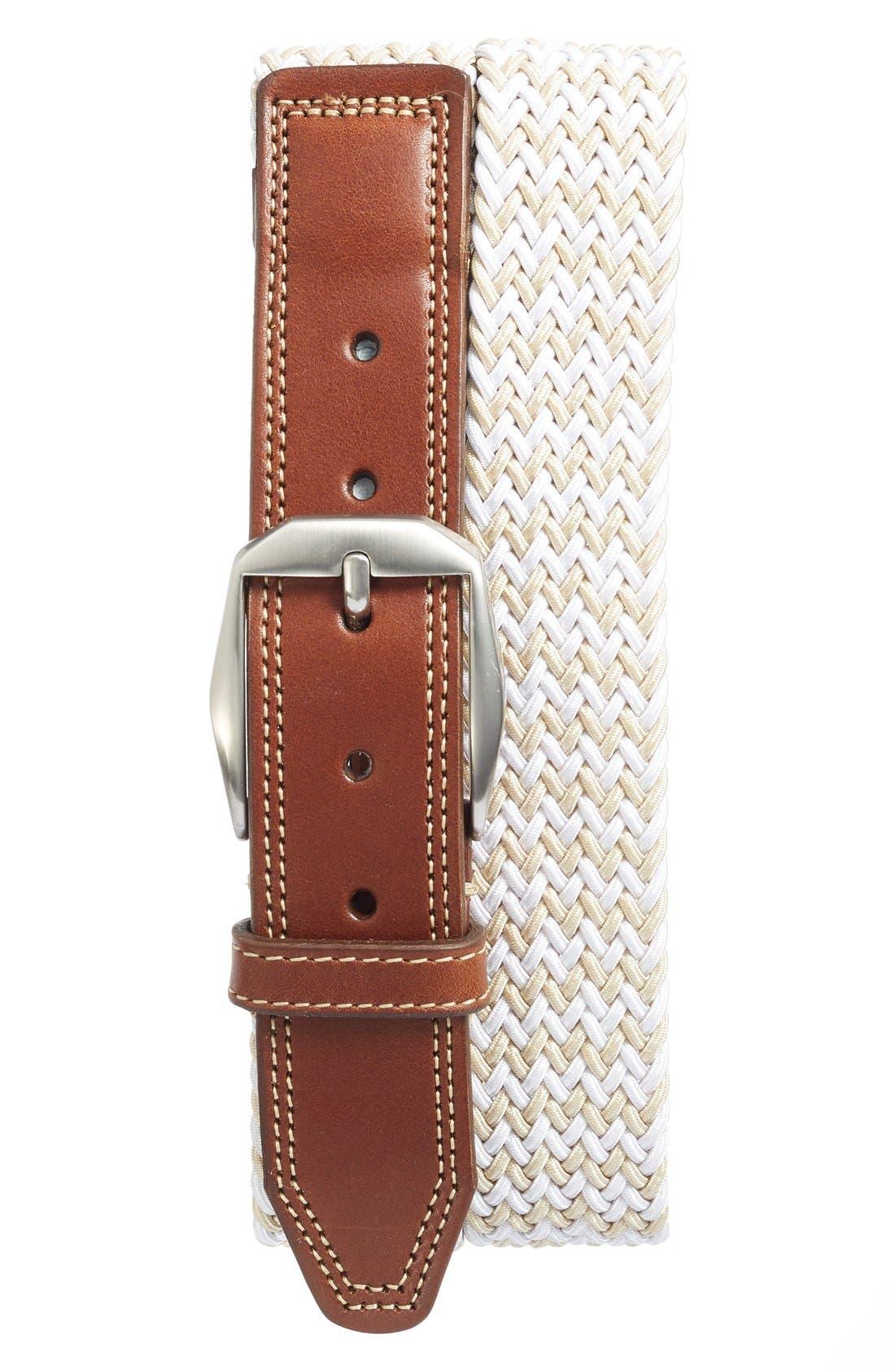 Martin Dingman Woven Belt