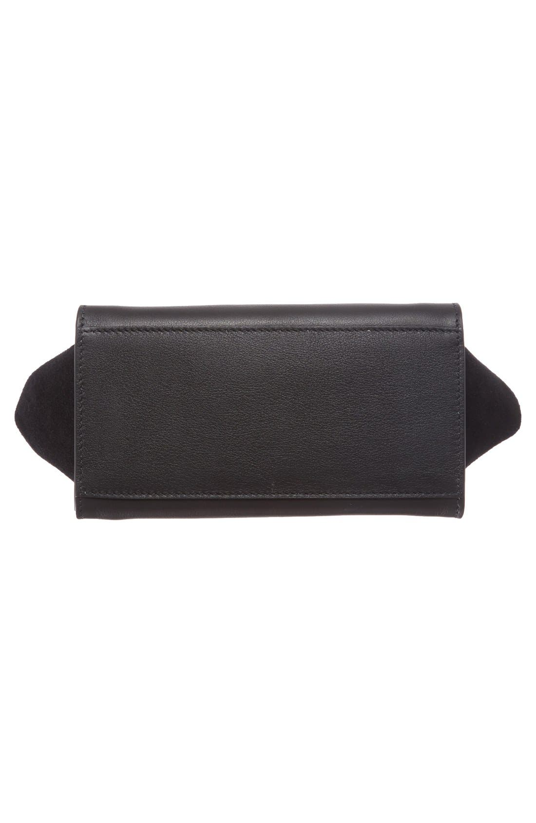 Alternate Image 6  - Saint Laurent Toy Cabas Leather Crossbody Bag