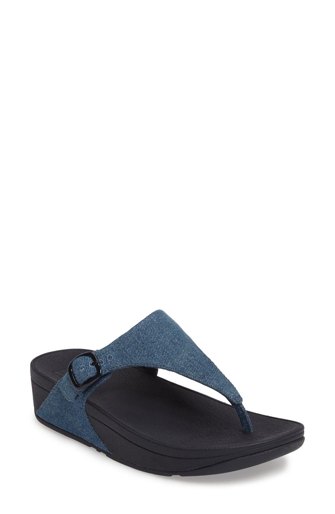FitFlop™ 'The Skinny' Flip Flop (Women)