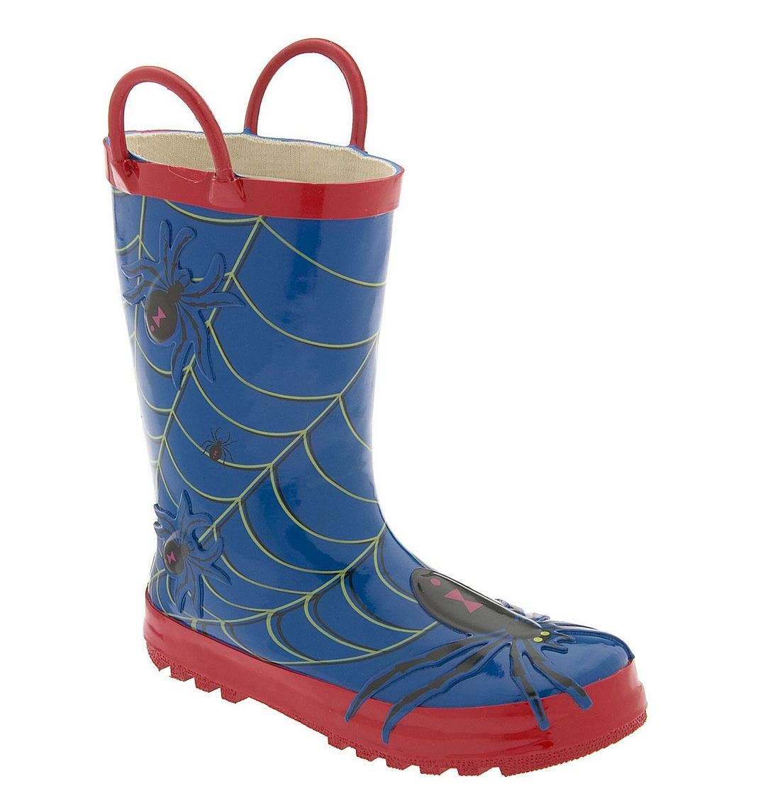 Alternate Image 1 Selected - Western Chief 'Spider' Boot (Toddler & Little Kids)