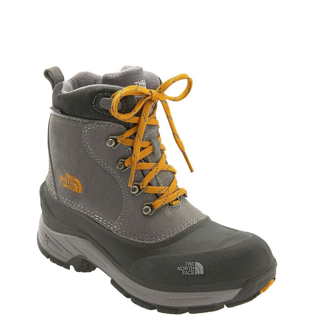 Alternate Image 1 Selected - The North Face 'Chilkats' Boot (Toddler, Little Kid & Big Kid)