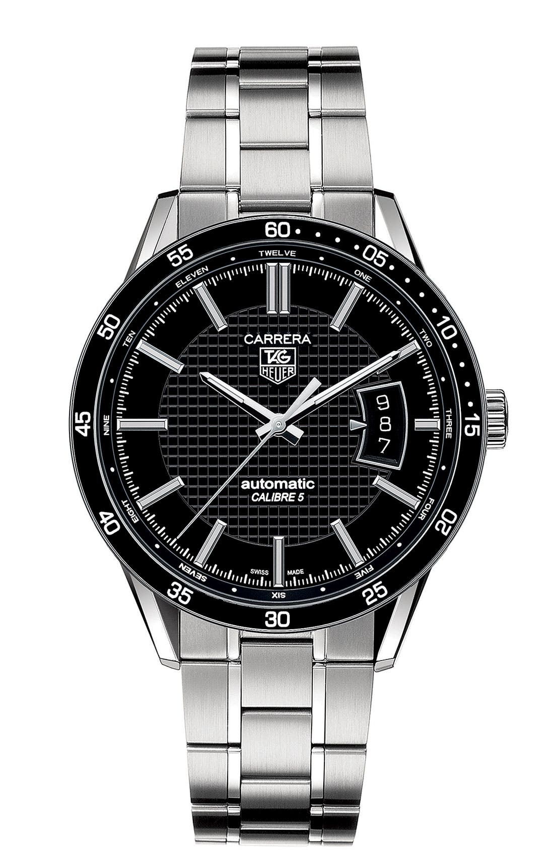 Main Image - TAG Heuer 'Carrera' Automatic Watch