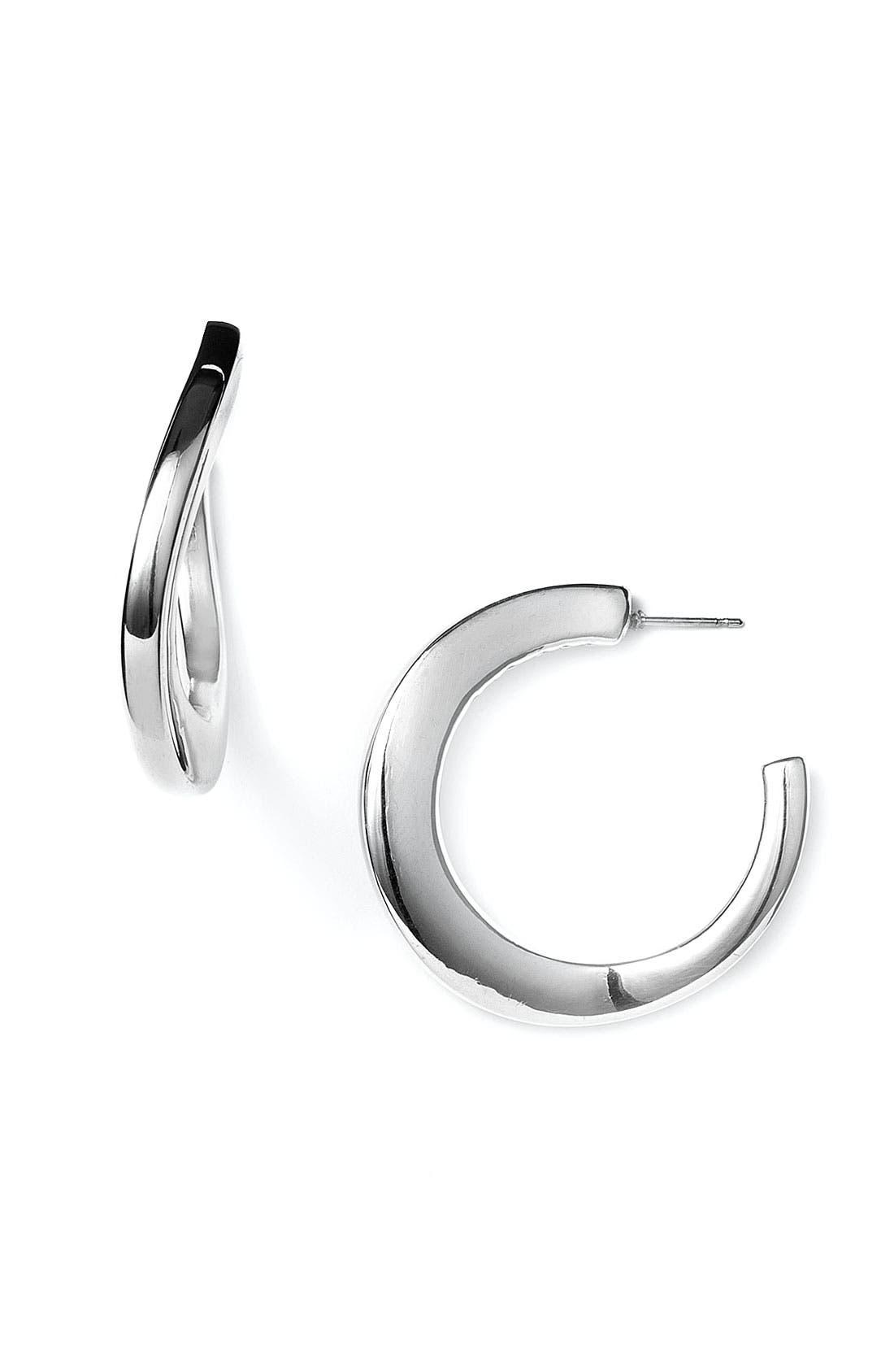 Alternate Image 1 Selected - Simon Sebbag Hoop Earrings