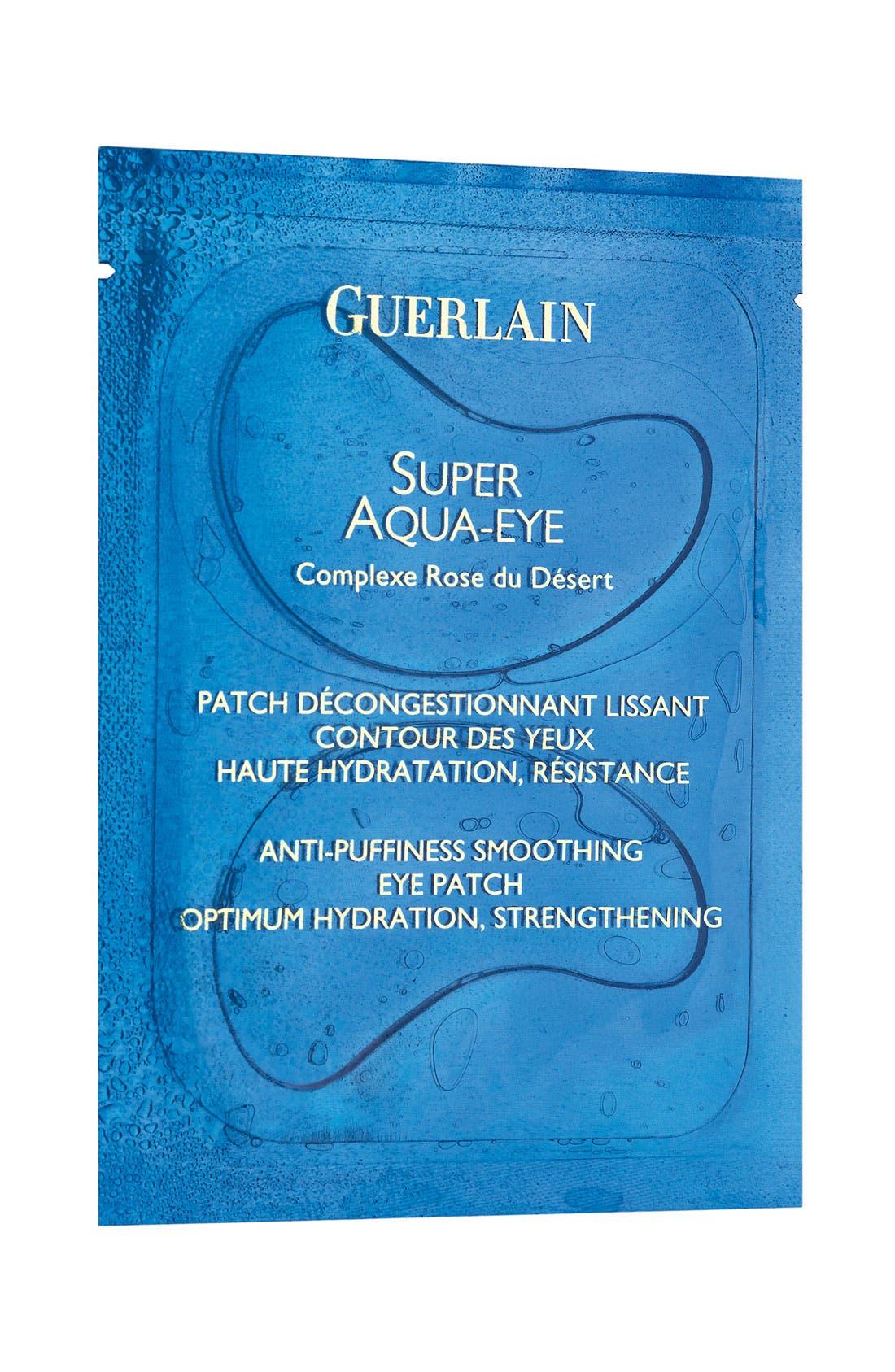 Guerlain 'Super Aqua-Eye' Anti-Puffiness Soothing Eye Patch